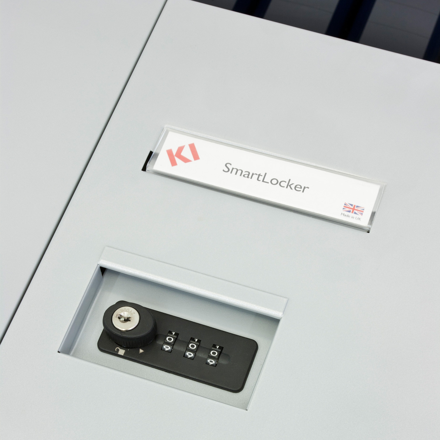 SmartLocker locking detail