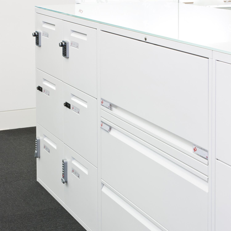 SmartLockers Cabinet