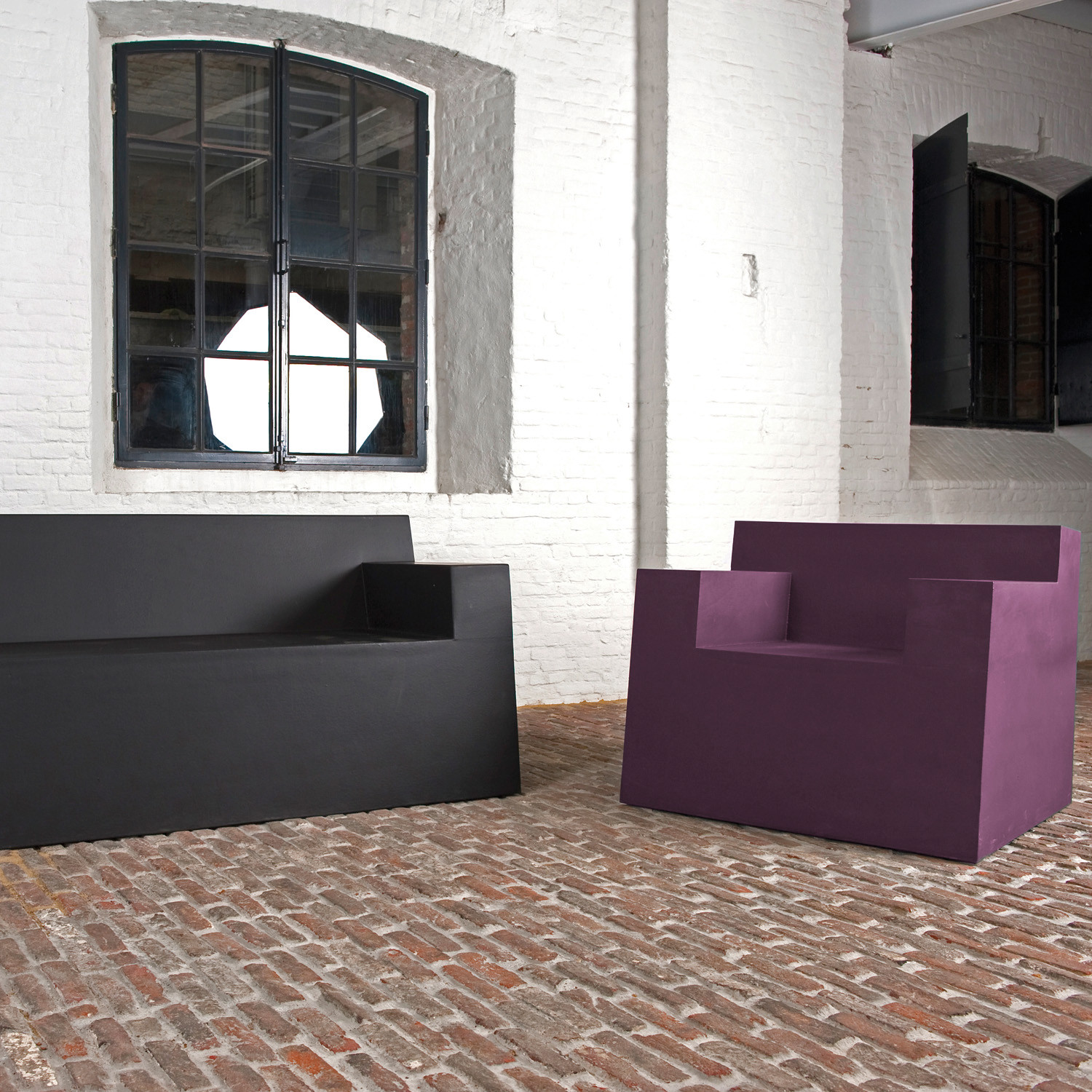 SixInch Sofas - Reception Seating