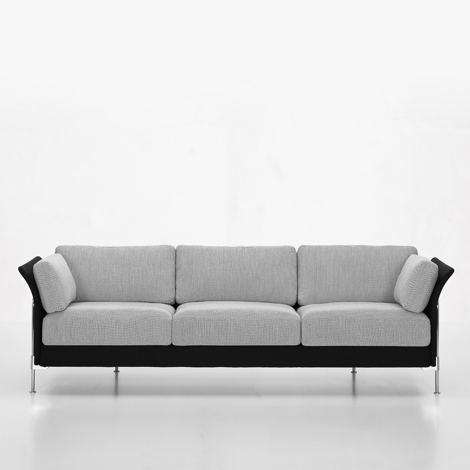 Soft Shell Three-Seater Sofa