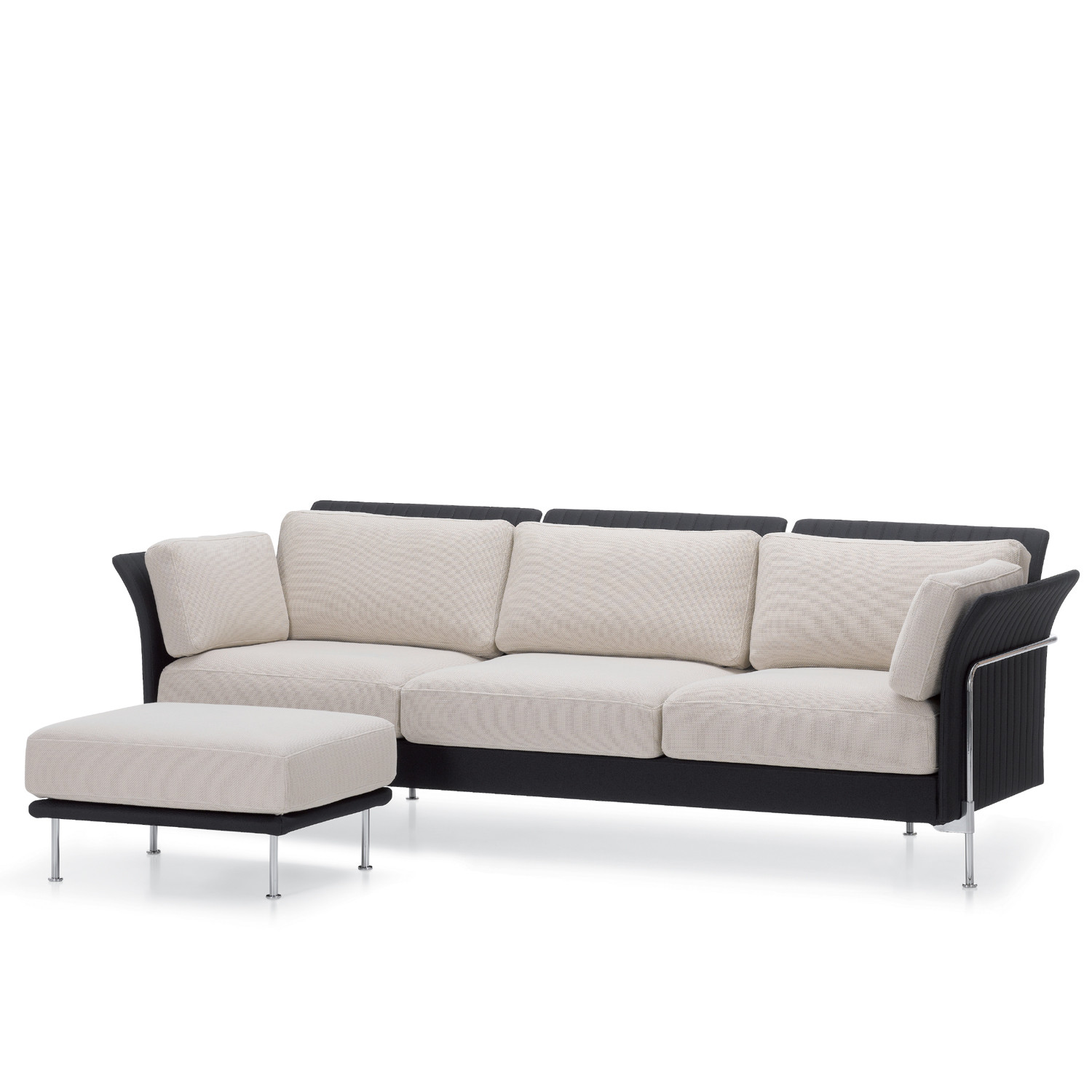 Soft Shell Sofa Two-Seater