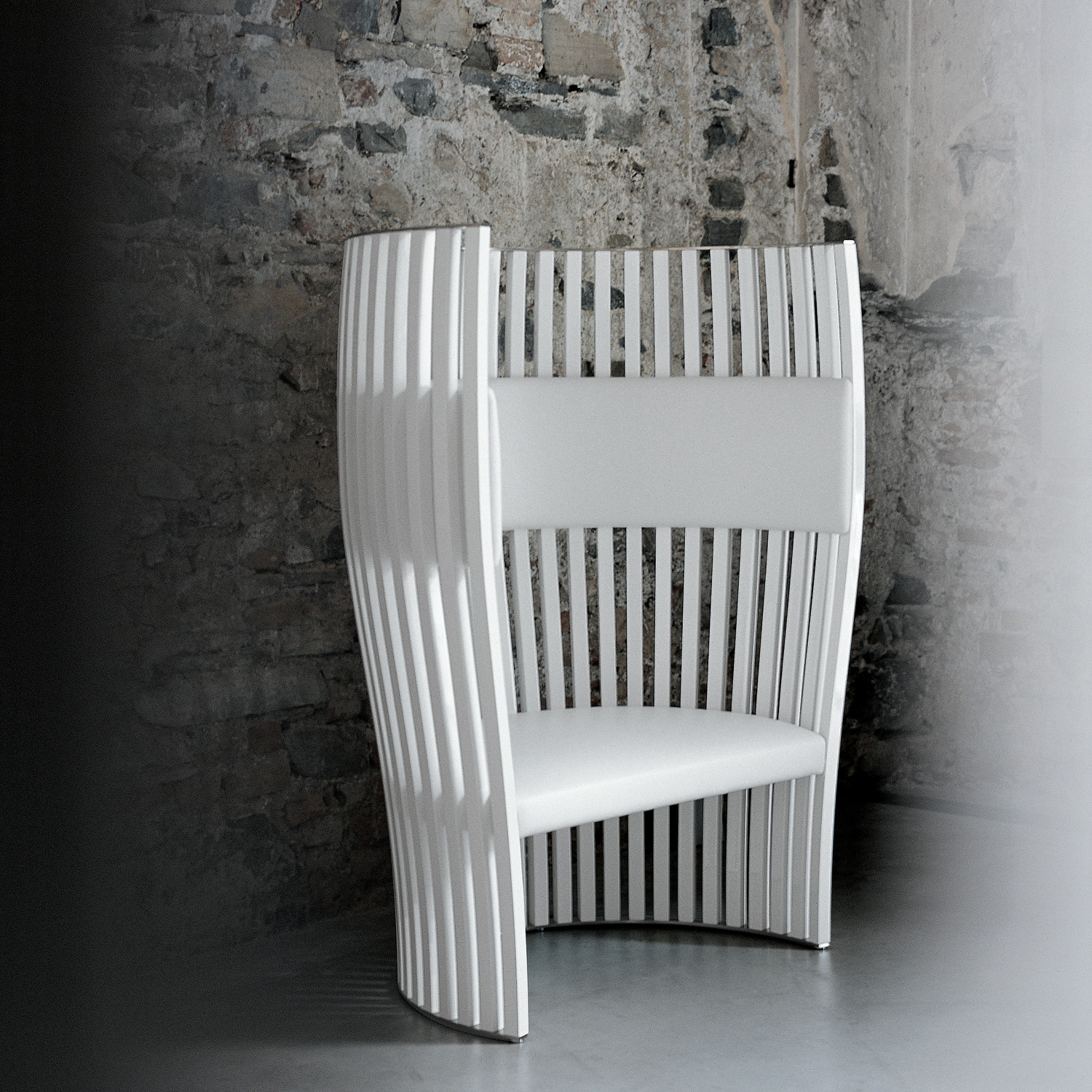 SouthBeach Chair by Tacchini