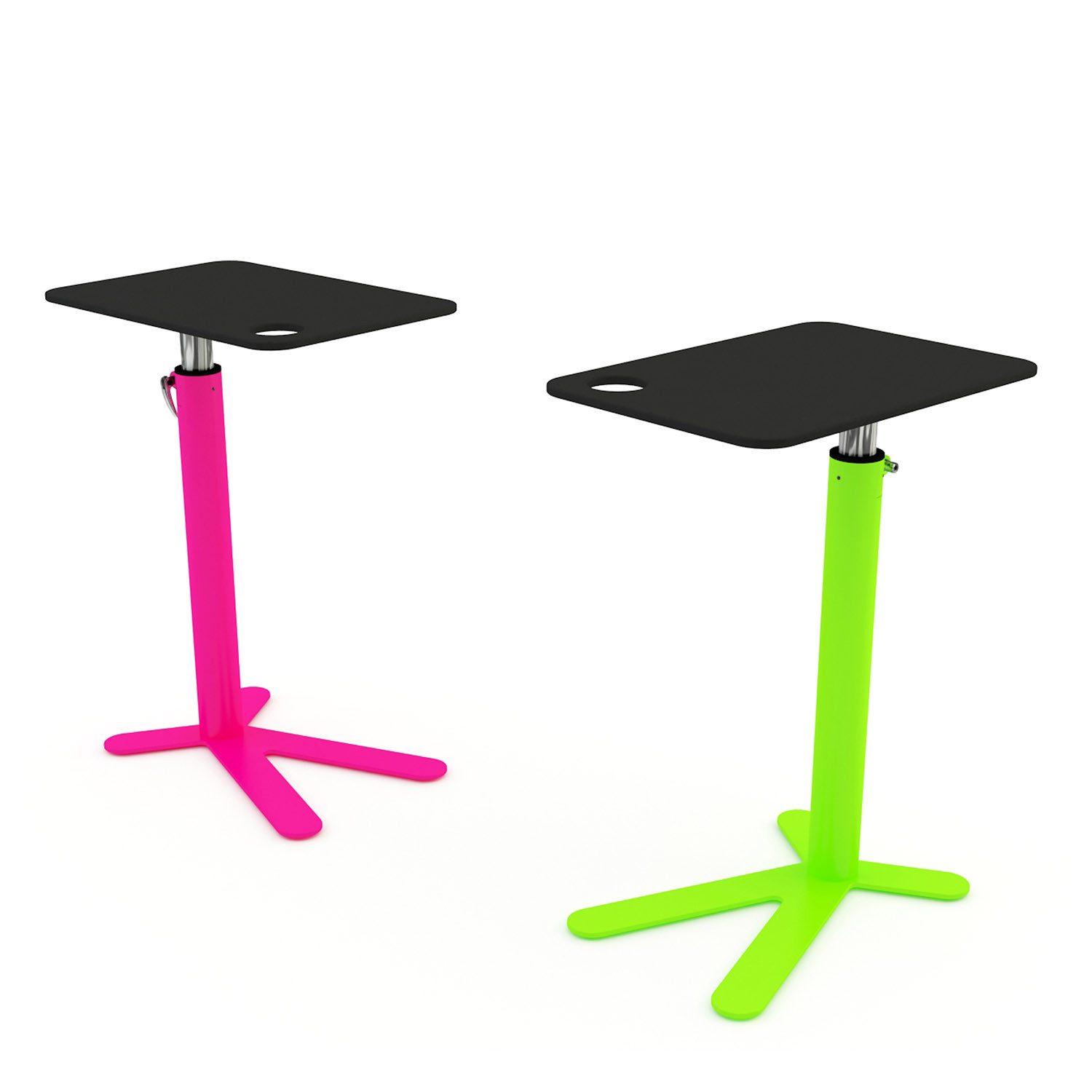 space chicken adjustable laptop tables