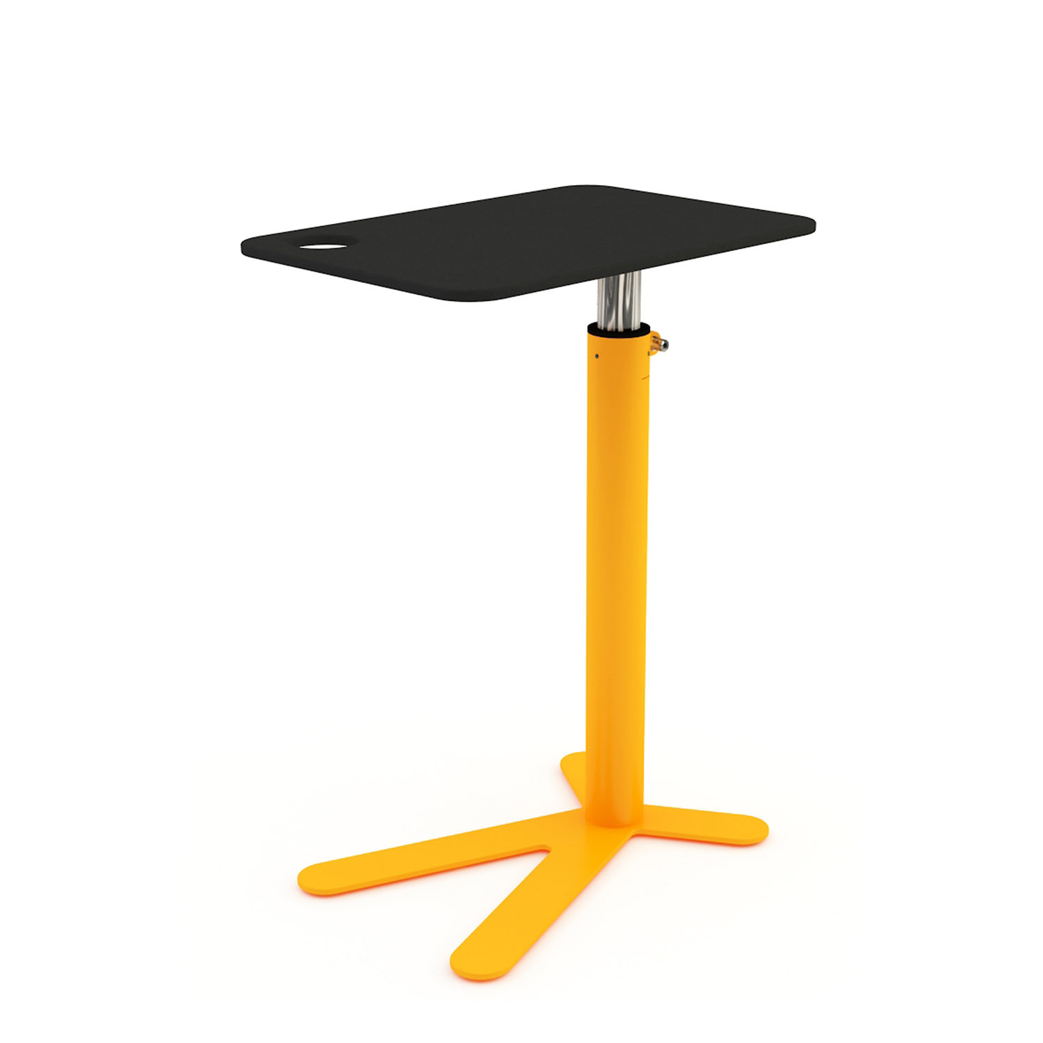 Space Chicken Height Adjustable Laptop Table