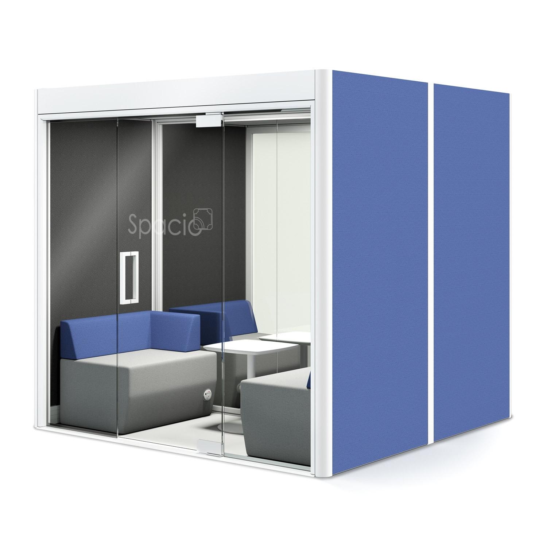 Spacio Double Lounge Pod