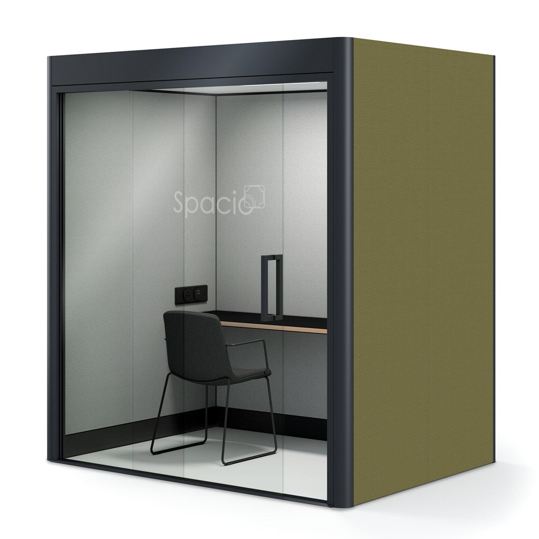 Spacio Mini Privacy Work Pod