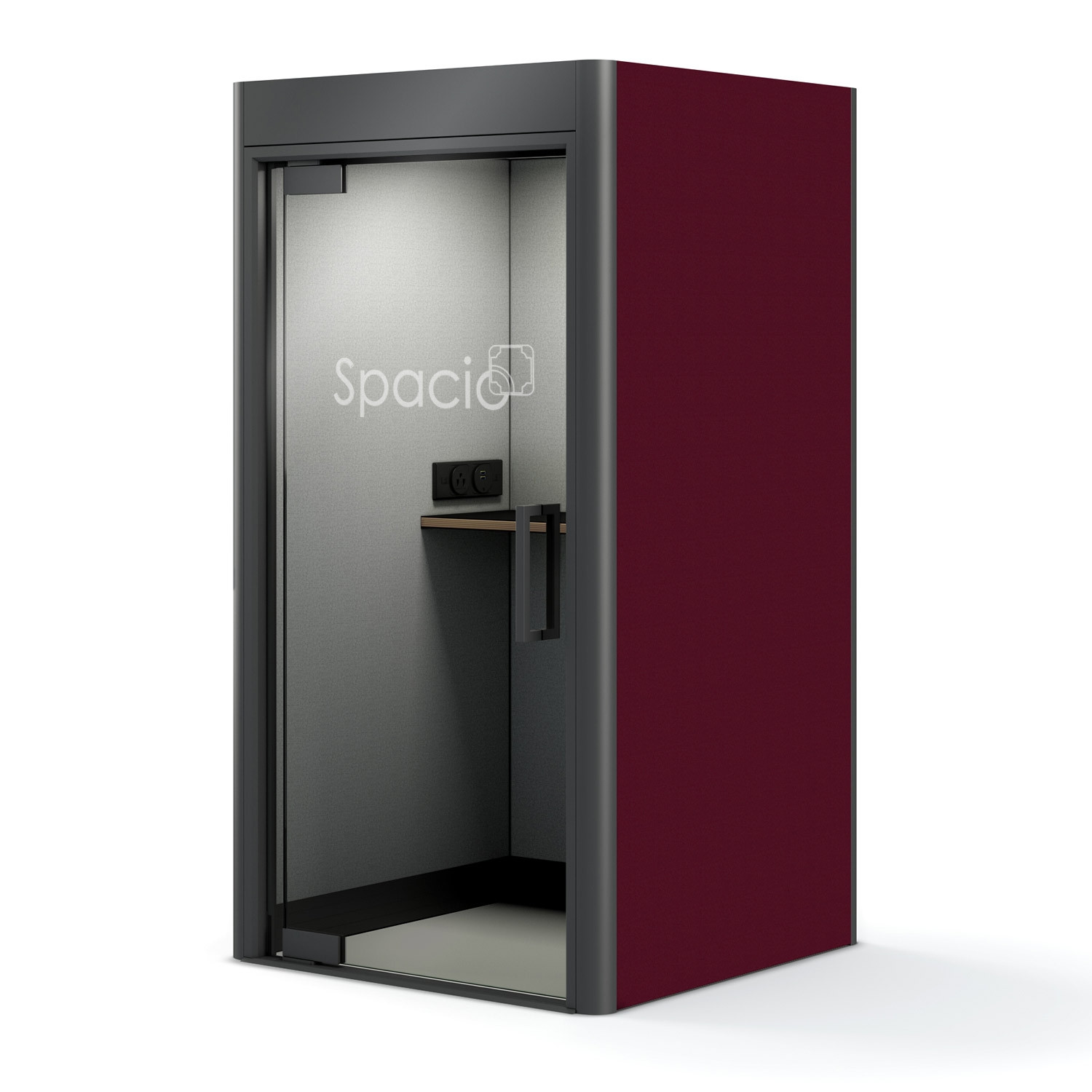 Spacio telephone Booth