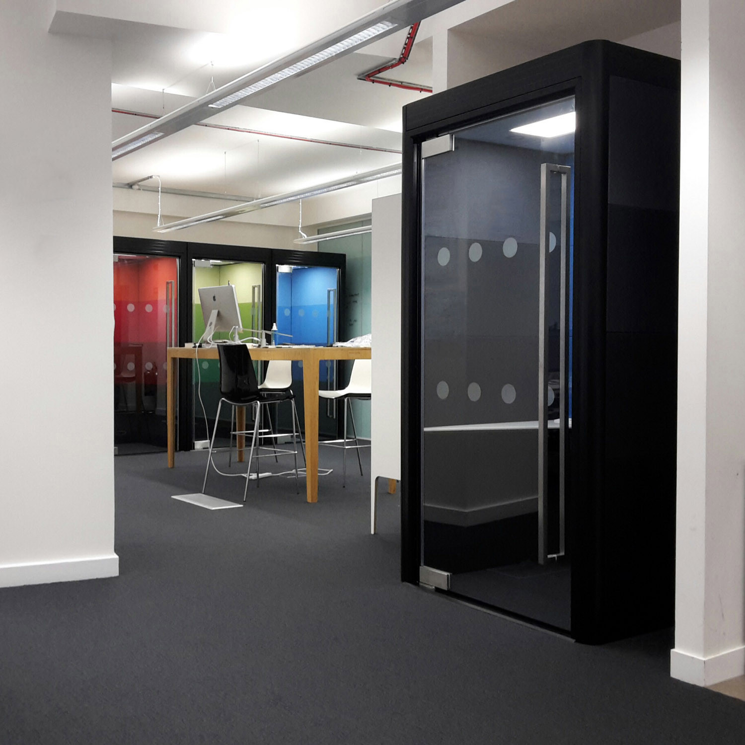 Spacio Phone Booths Acoustic Office Phone Booths Apres Furniture