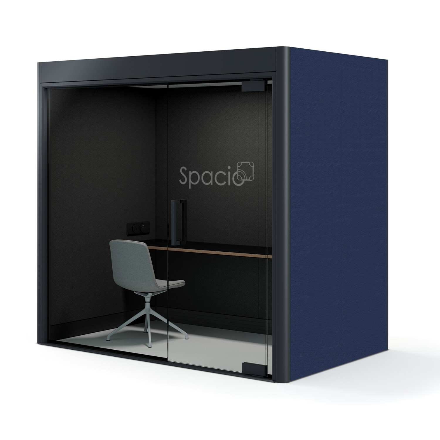 Spacio Acoustic Office Work Pod