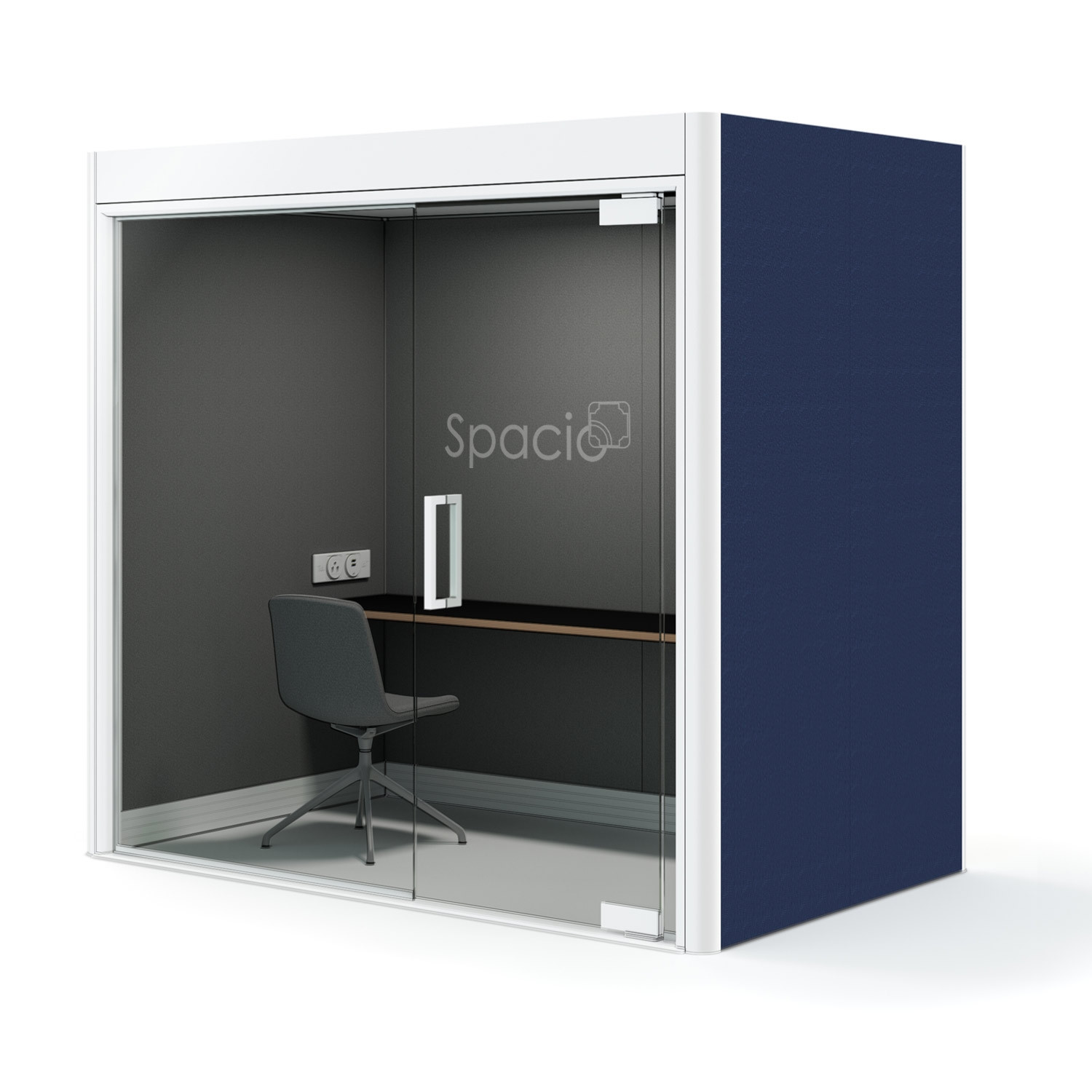 Spacio Privacy Work Pod