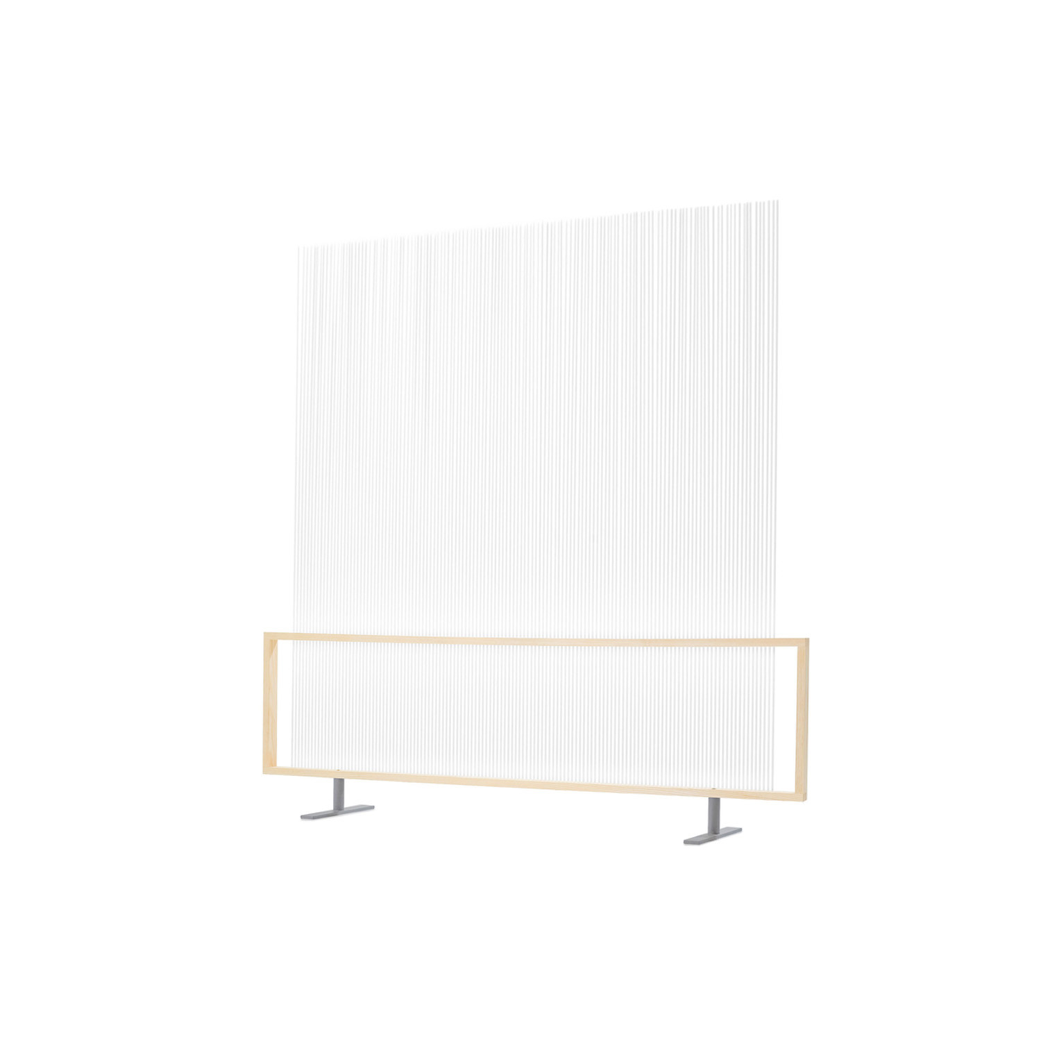 Spaghetti Wall Room Dividers - White