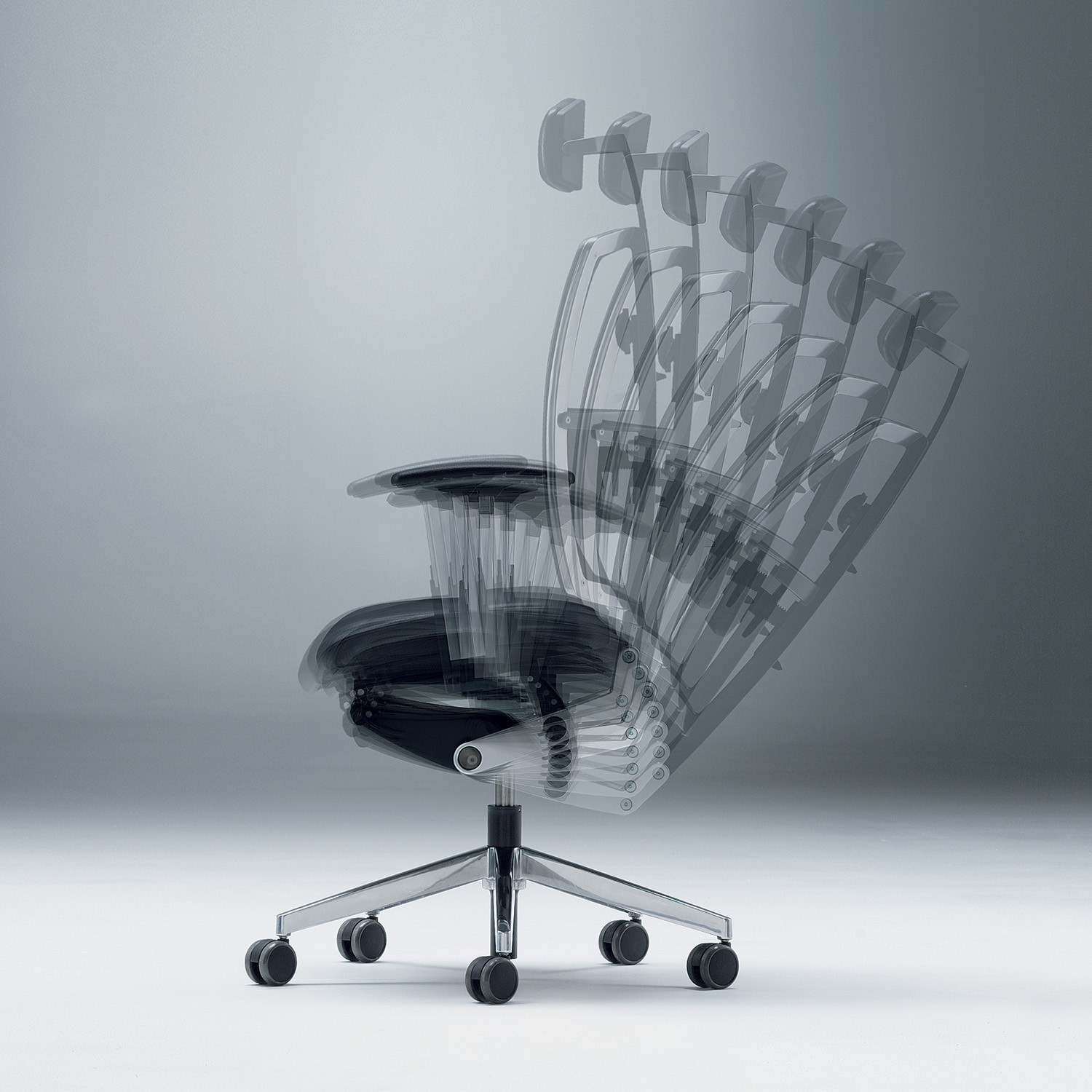 Speed Up Executive Desk Chair