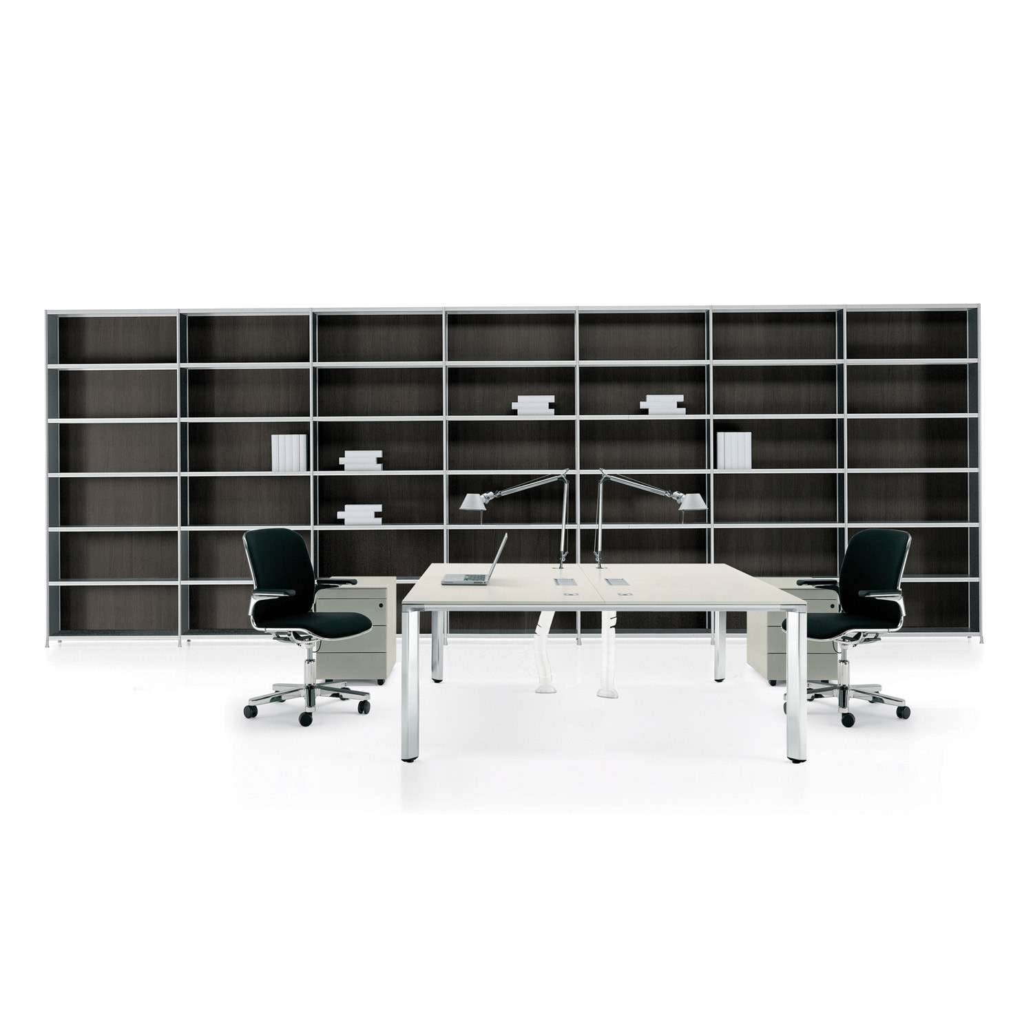 Spin Double Desk