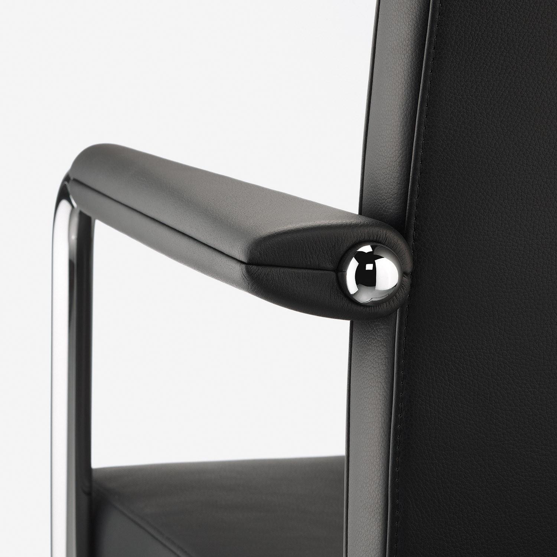 Spira.Sit armrest detail