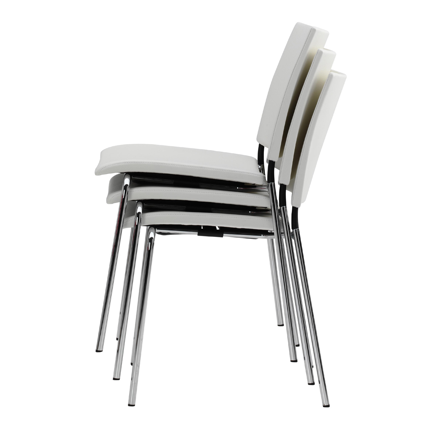 Spira Chairs Stacked