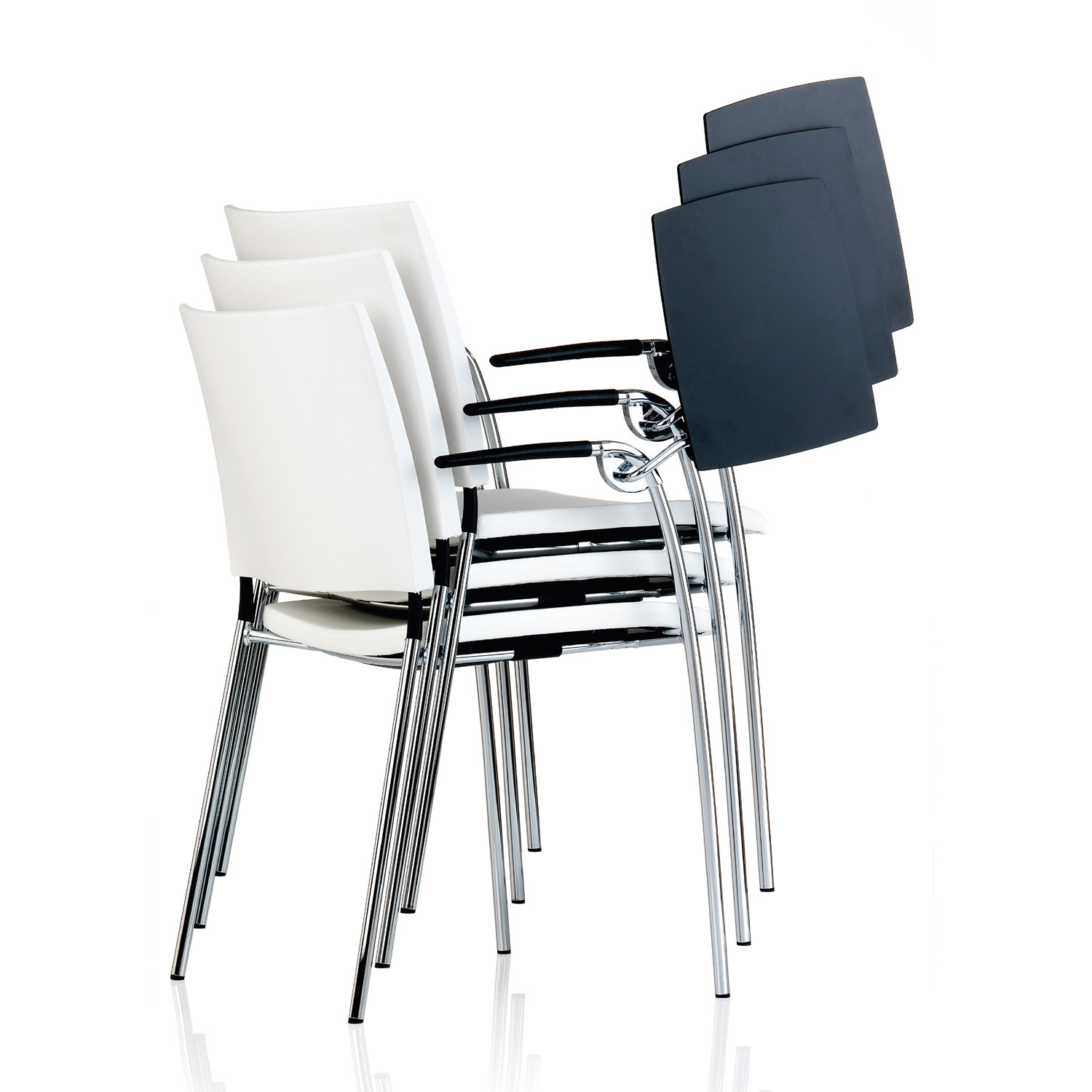 Spira Chairs With Writing Tablets
