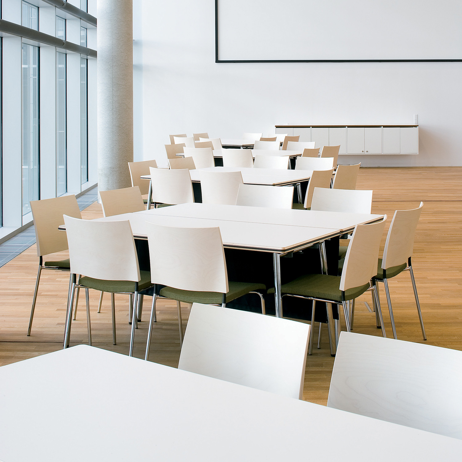 Lammhults Spira Chairs
