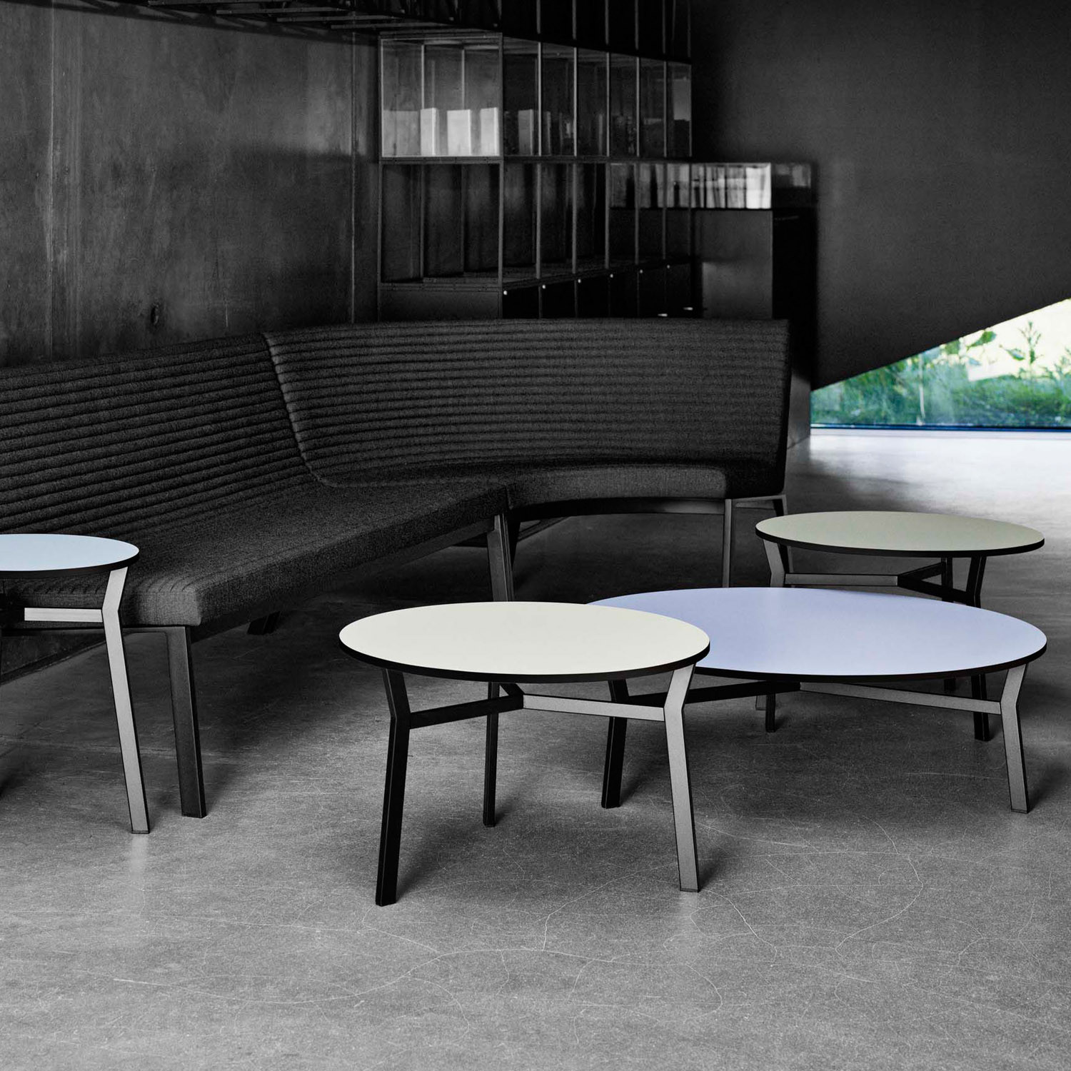 Sputnik Low Tables by Magnus Olesen