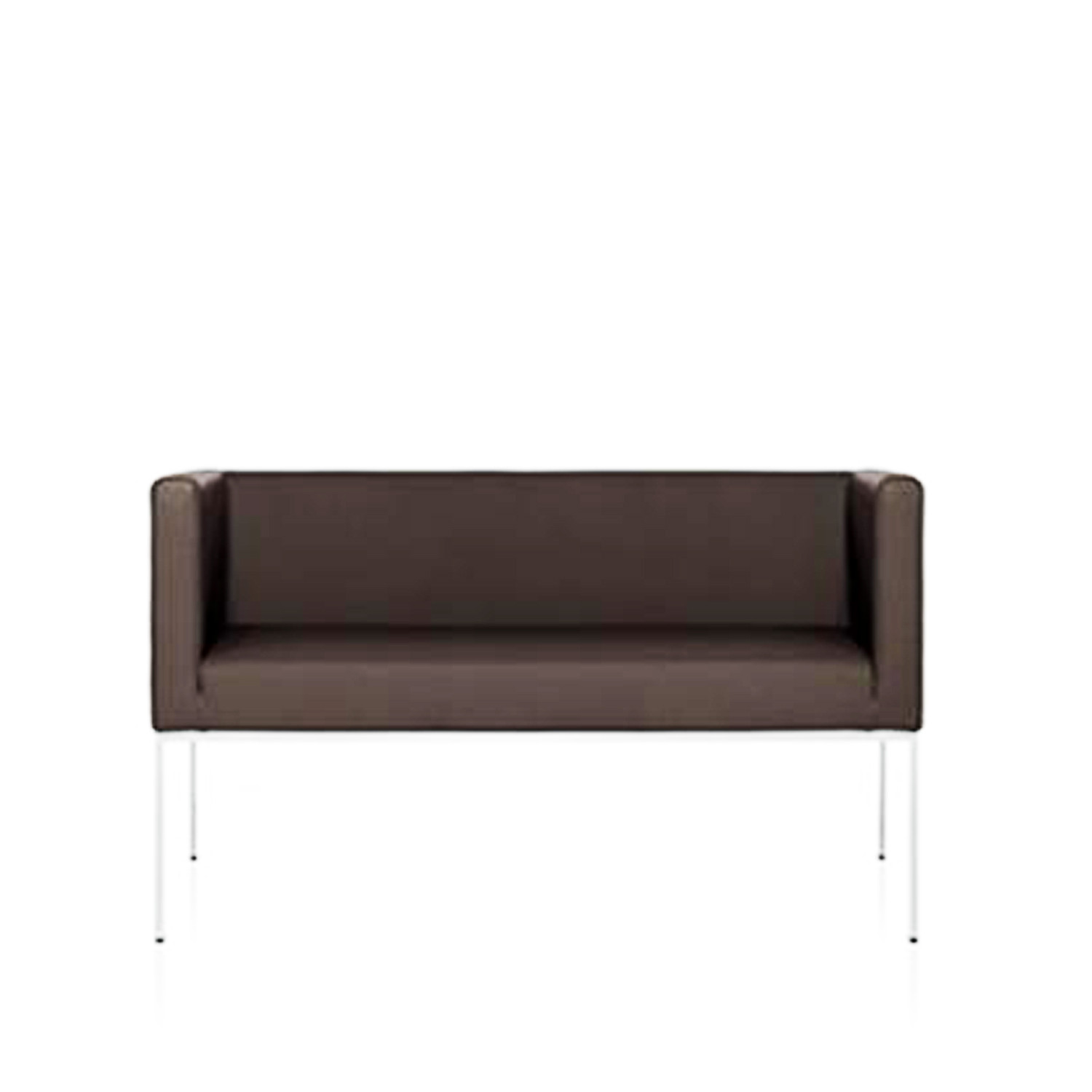 Square Two Seater Sofa
