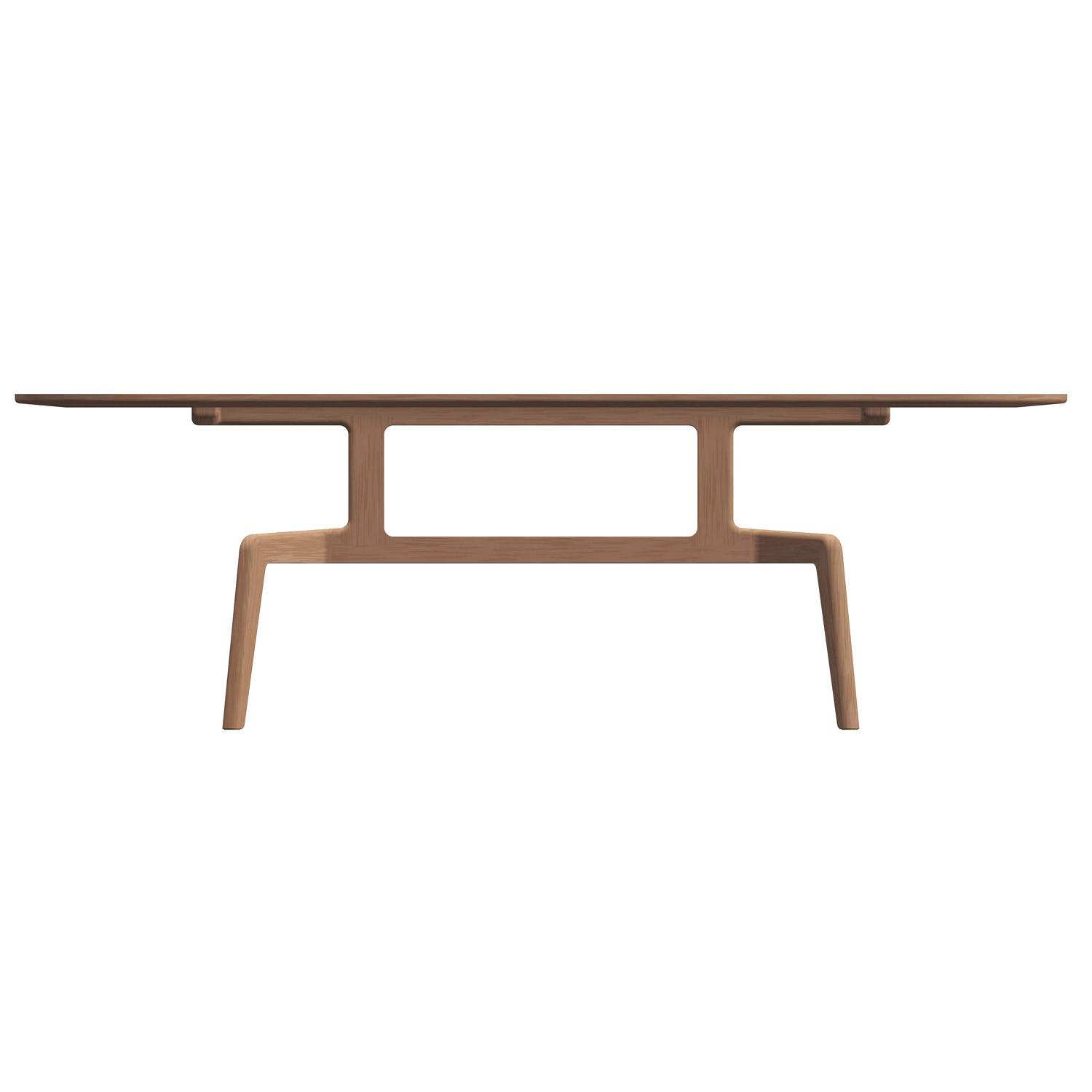 Stabiles Table has been designed by Alfredo Häberli