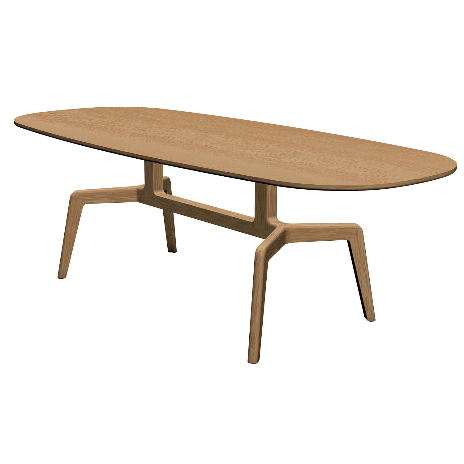 Stabiles Wood Dining Table