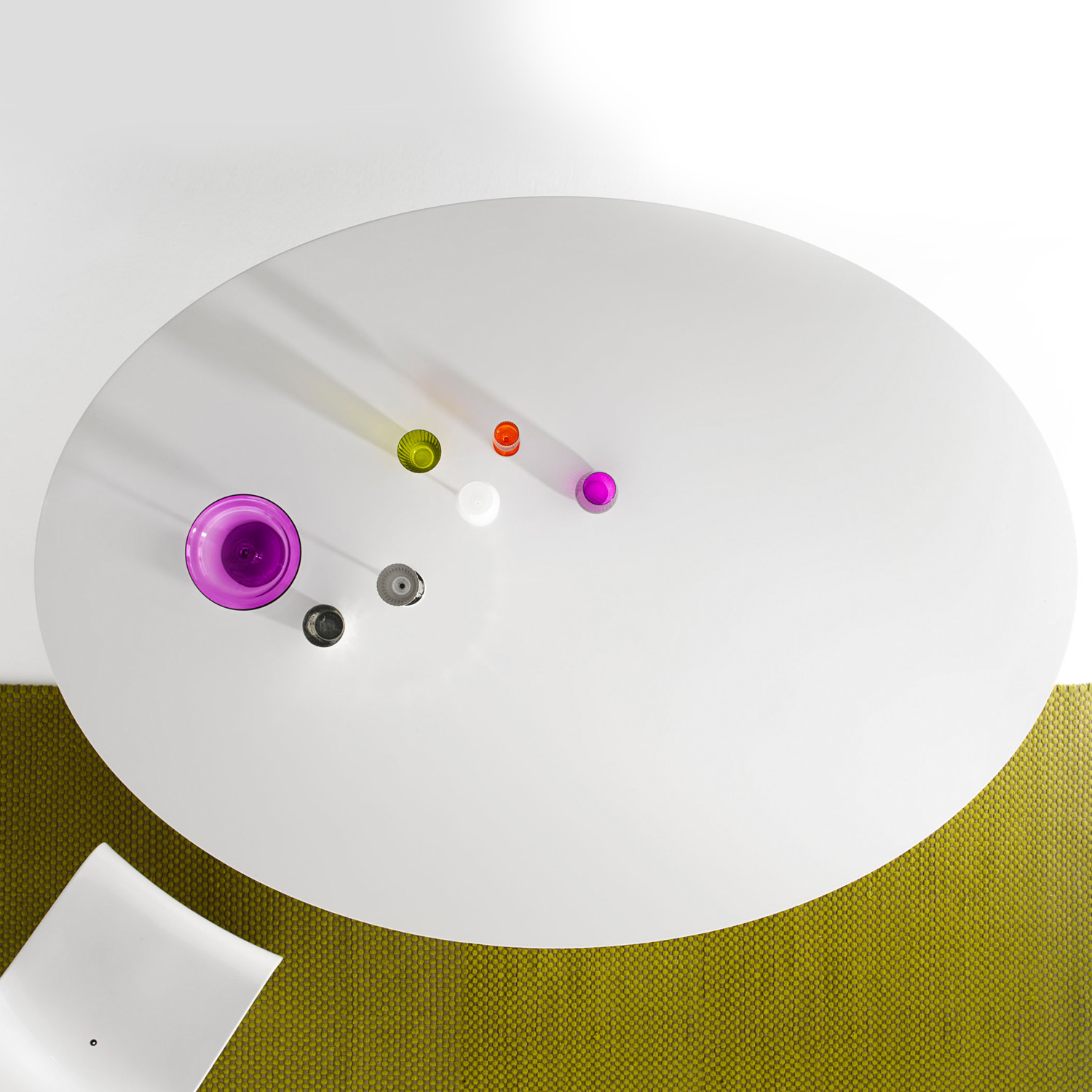 S Table Non Glass Table by MDF Italia