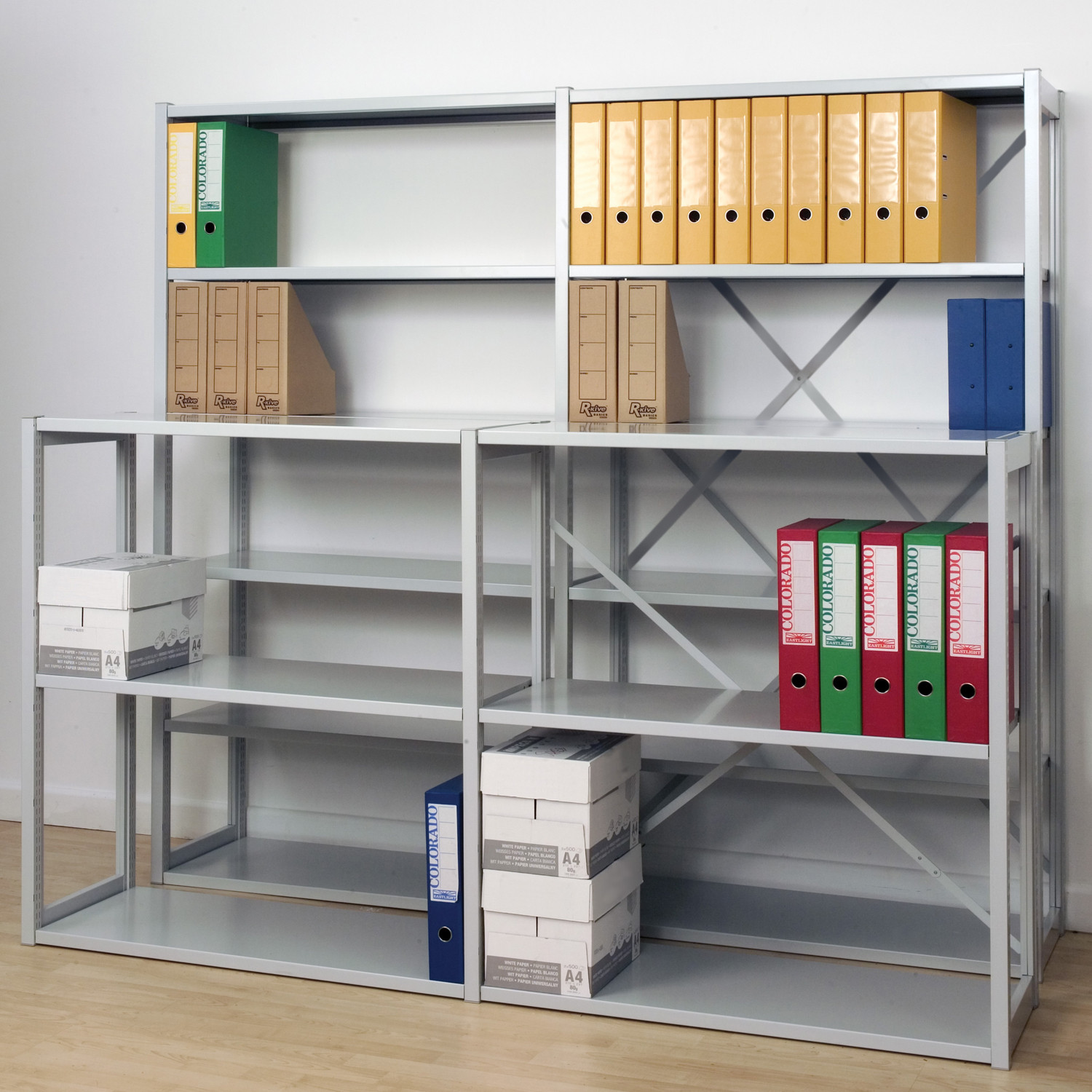 Office Static Shelving System