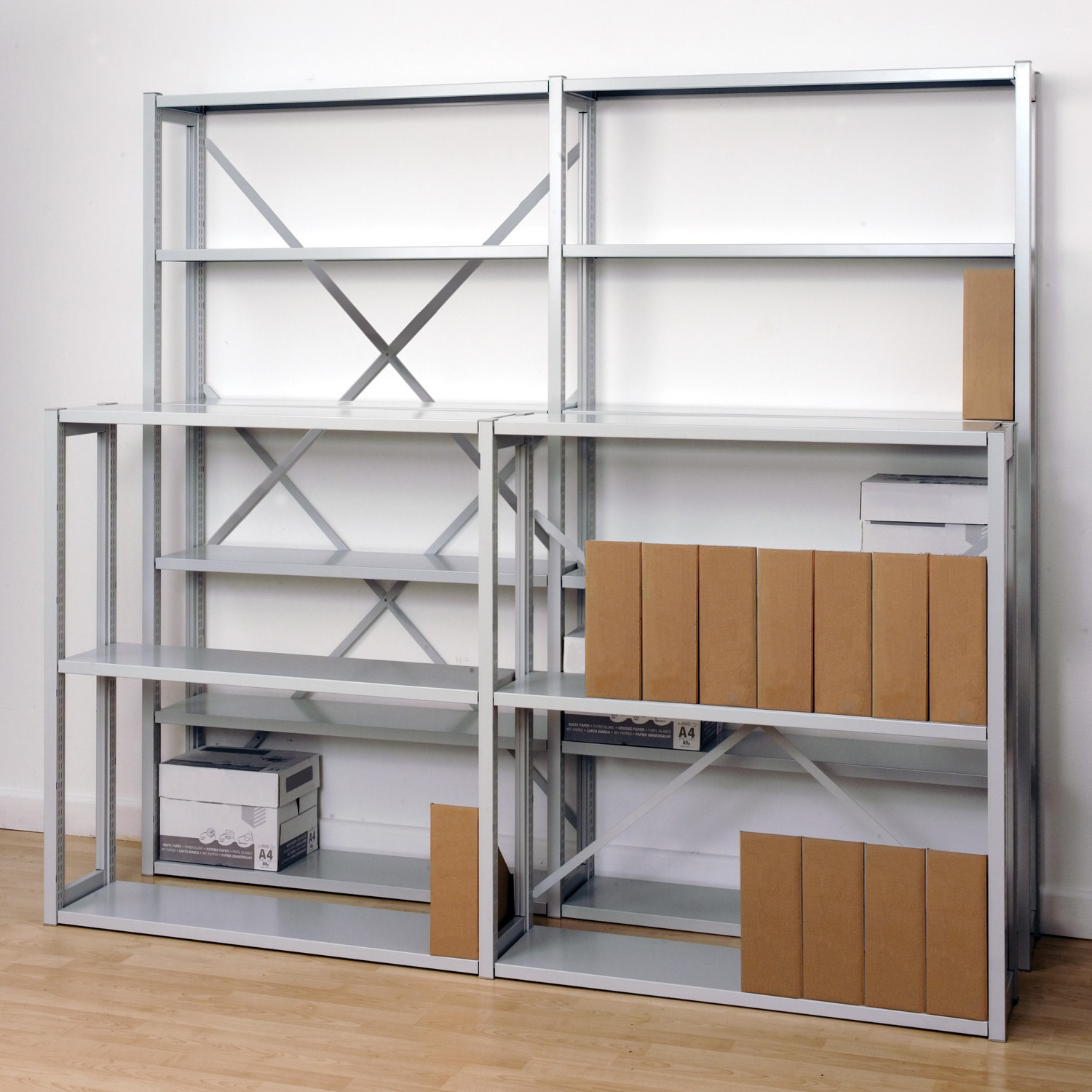 Economy Shelving from Bisley