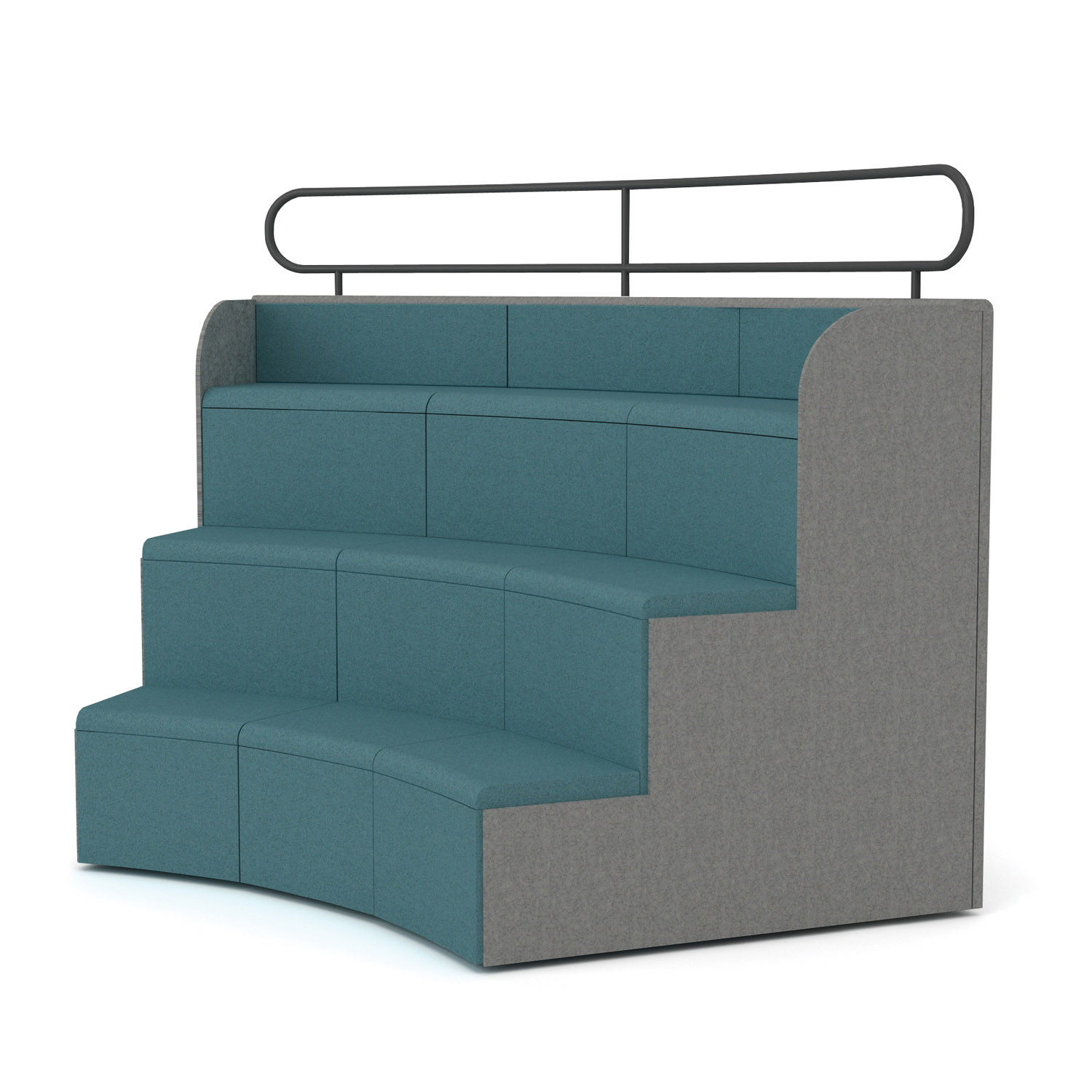 Steps Curved Modular Seating SSE2