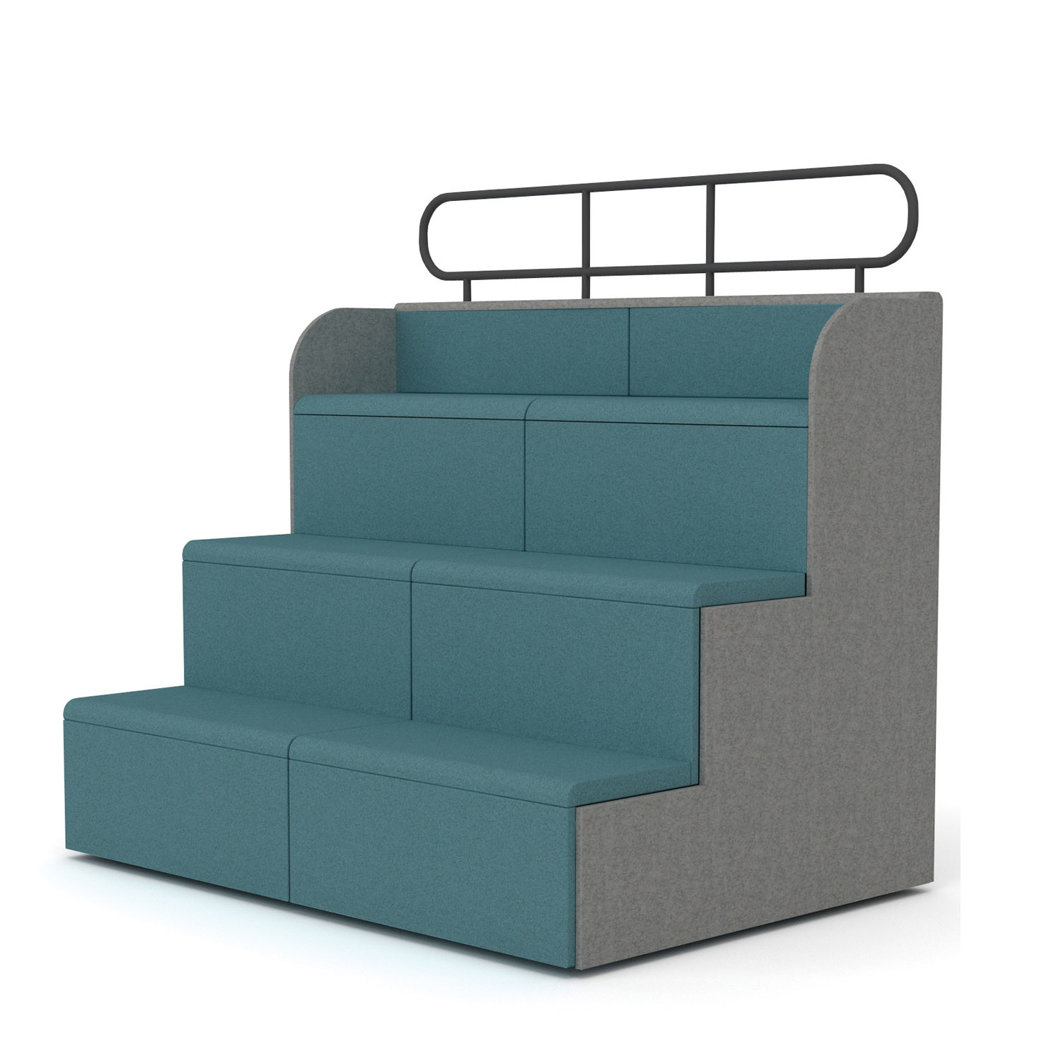 Steps Straight Modular Seating SSE1