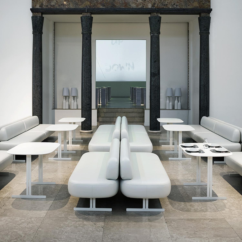 Stone Sofa by Tacchini