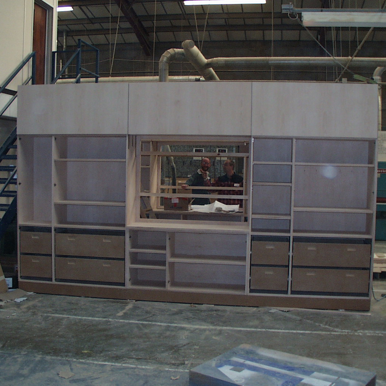 Workwall manufacturing from Apres Funiture