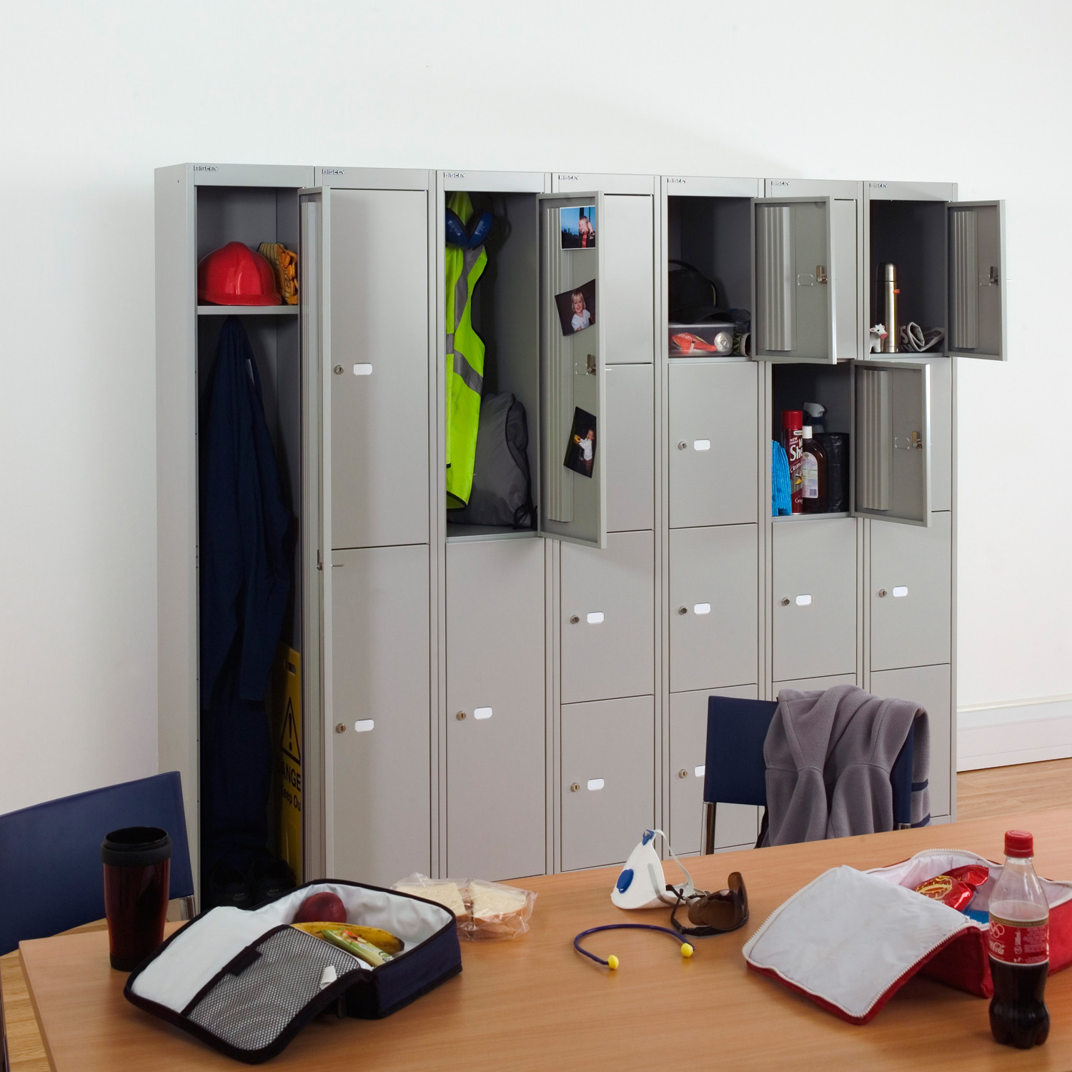 CLK Secure Personal Storage Units
