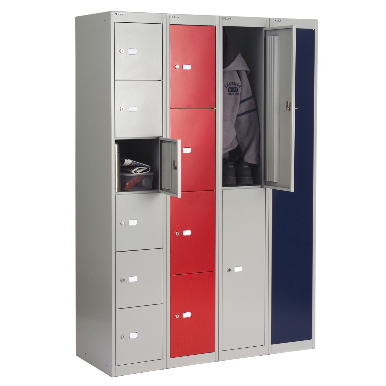 CLK Secure Office Lockers