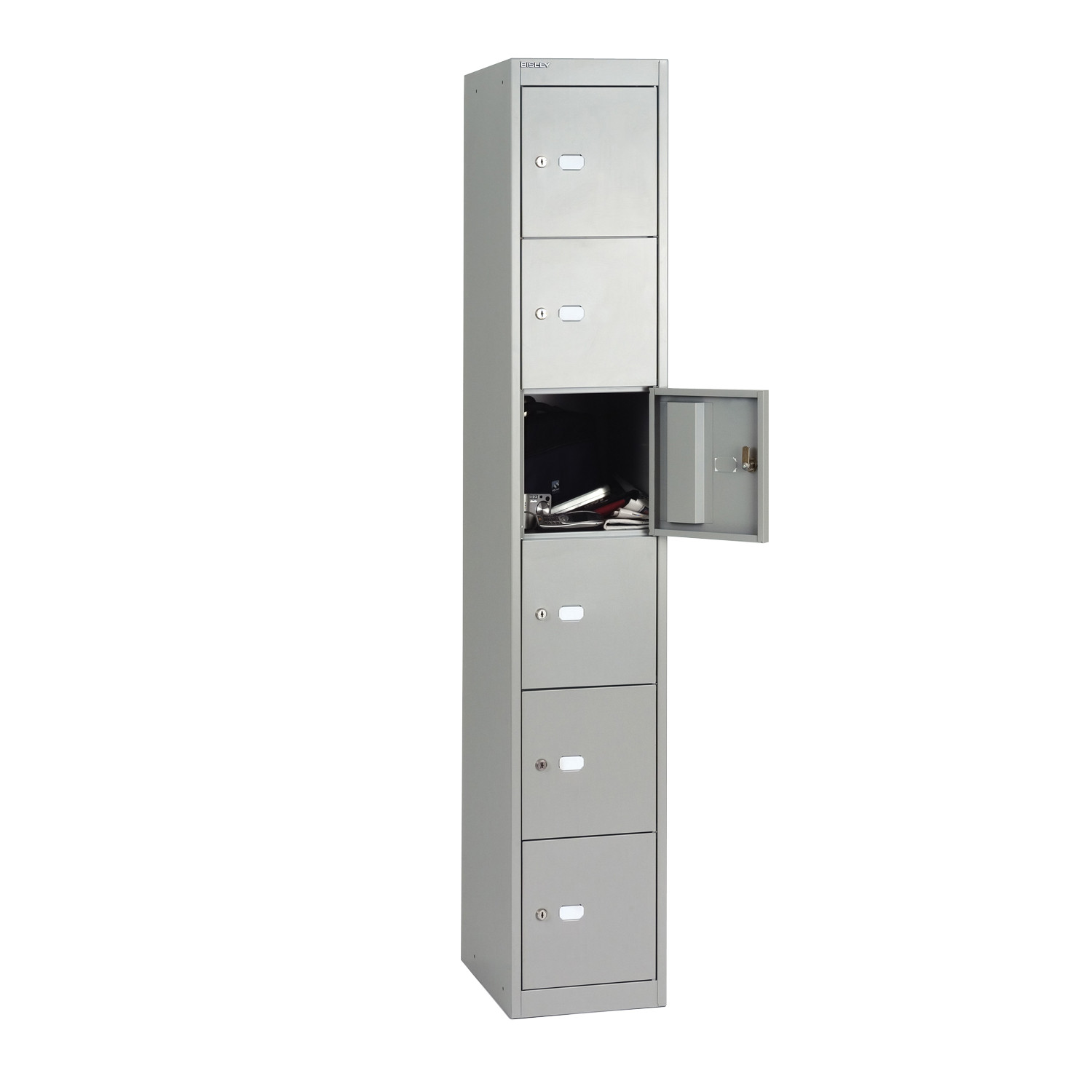 CLK Six Door Compartment Lockers