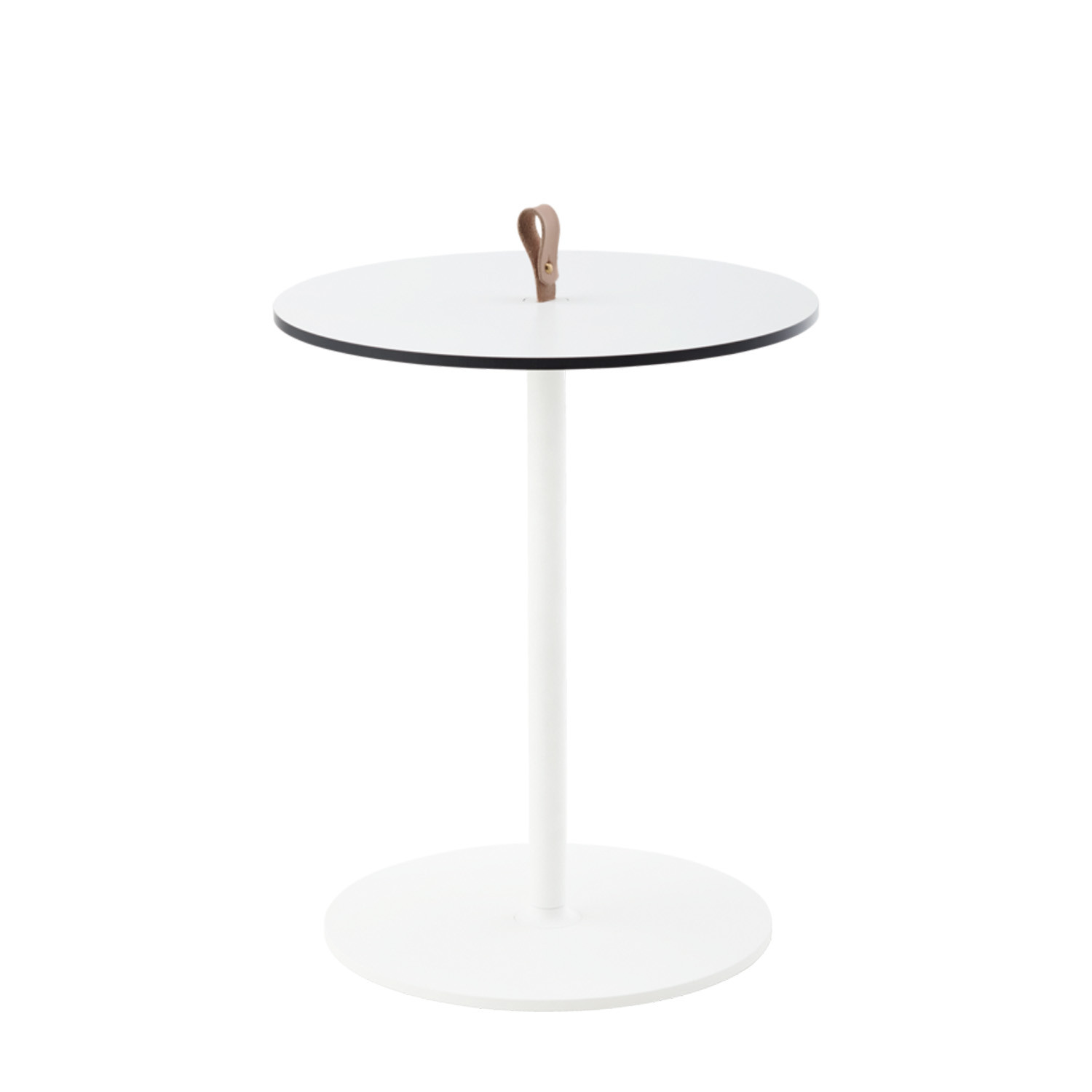 Strap Symmetric Side Table