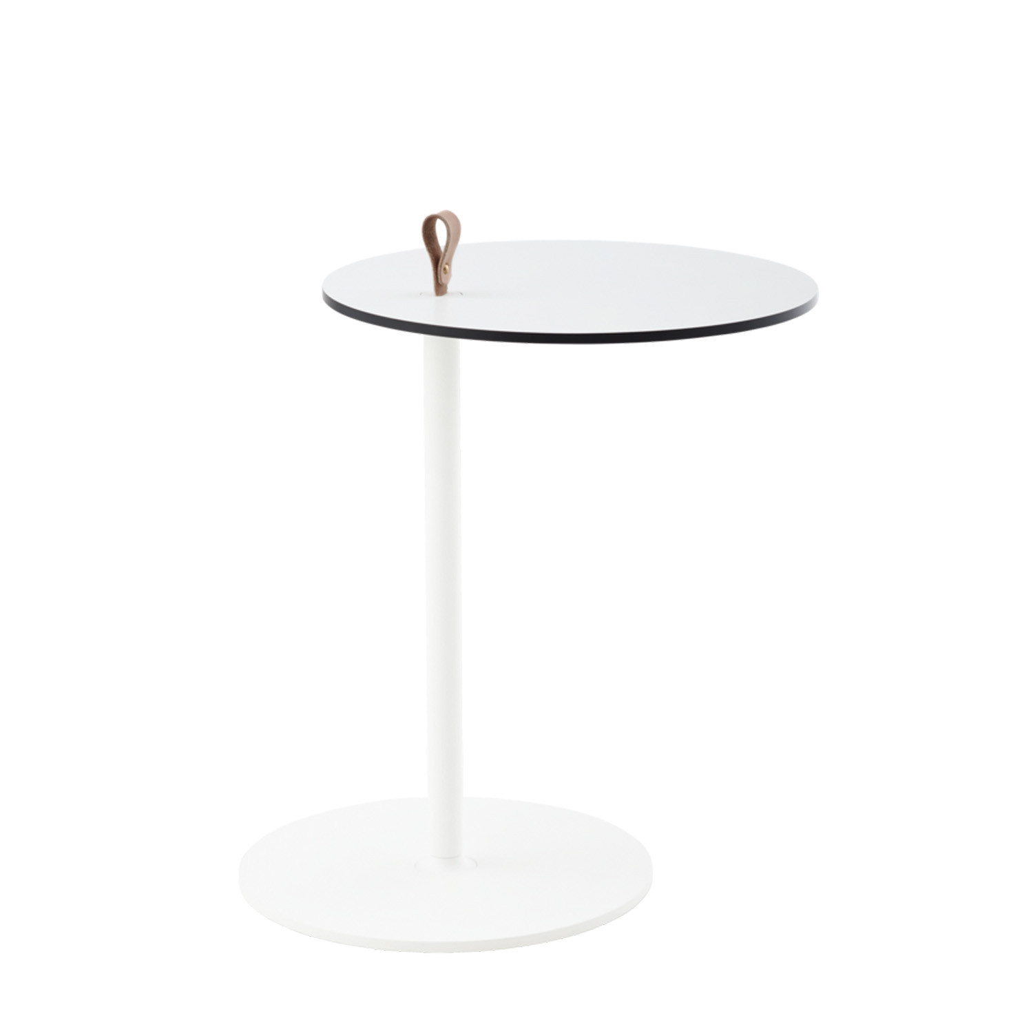 Morten Nikolajsen Strap Side Table