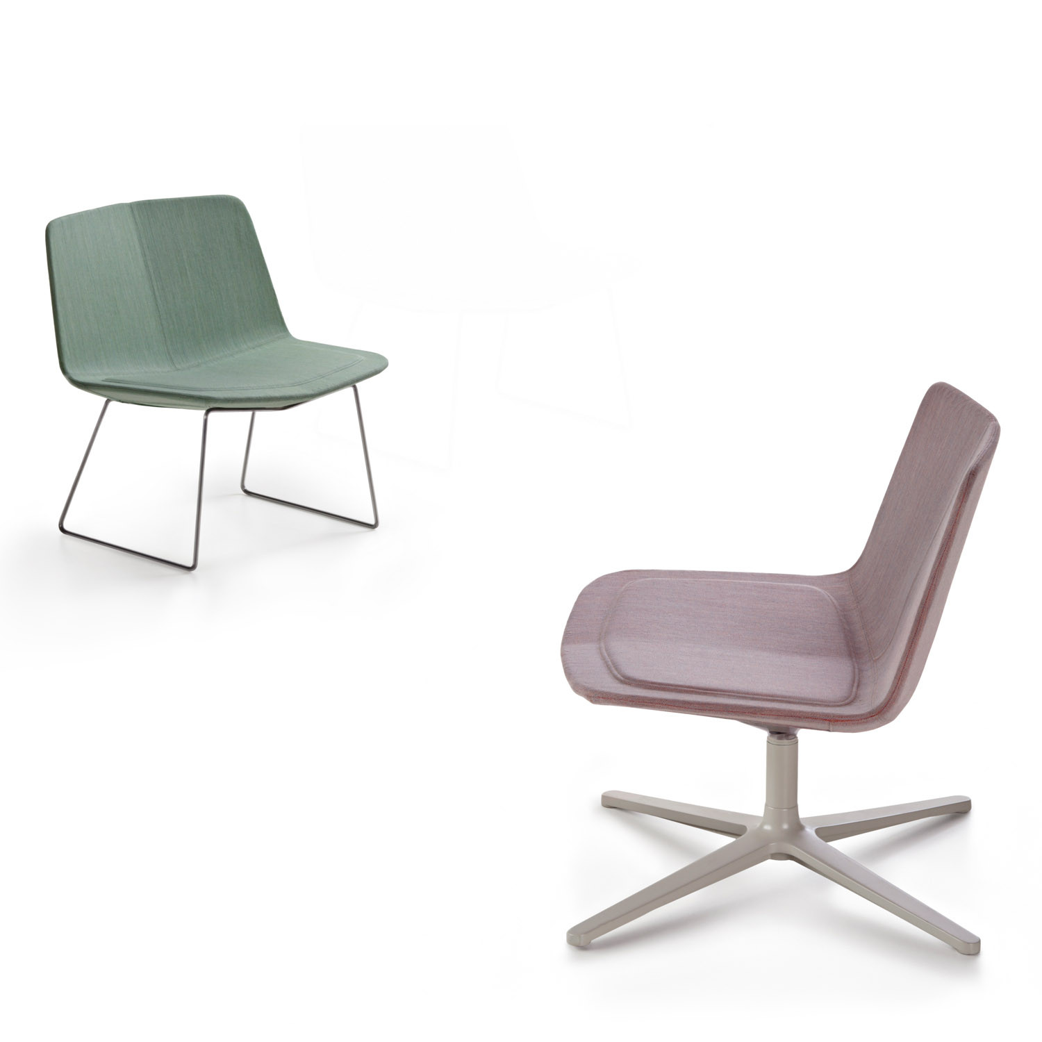 MaxDesign Stratos Lounge Chairs
