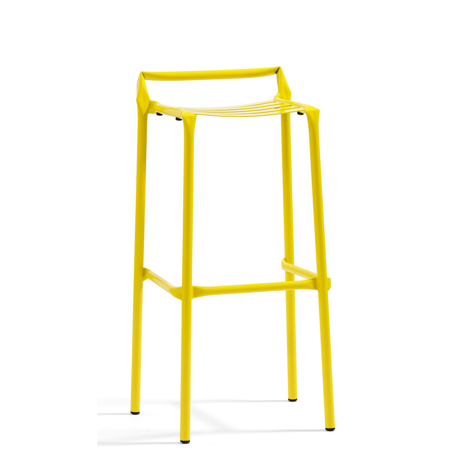 Straw High Stool O37