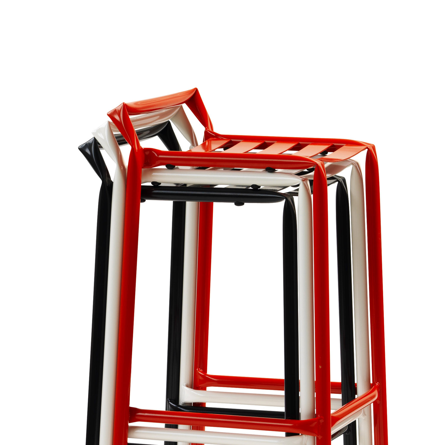 Straw Bar Stool O37 by Bla Station
