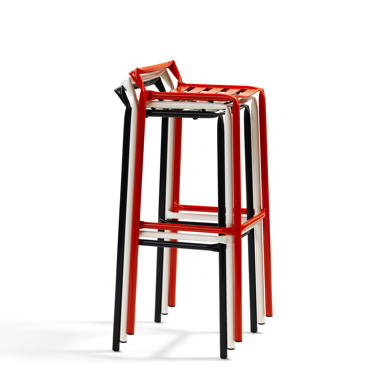 Straw Stacking Bar Stools O37