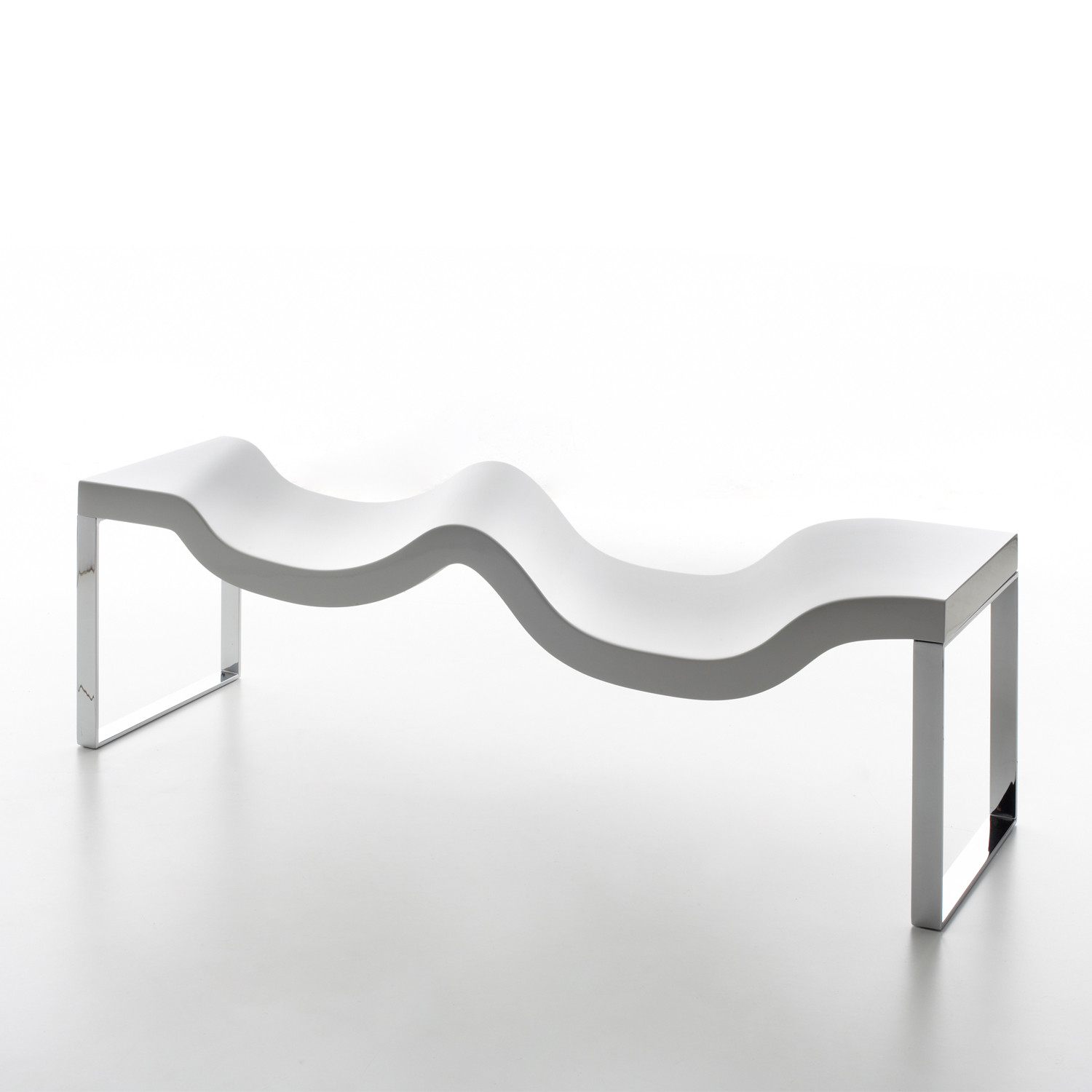 Stripe Designer Bench