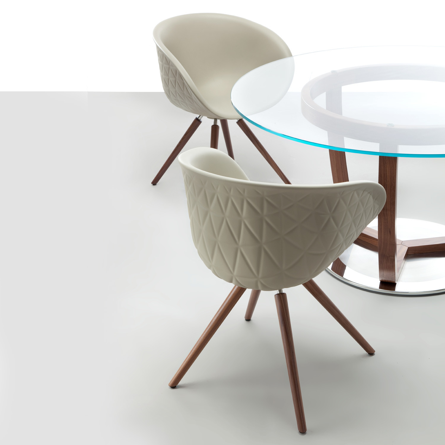 Structure Wood Seat