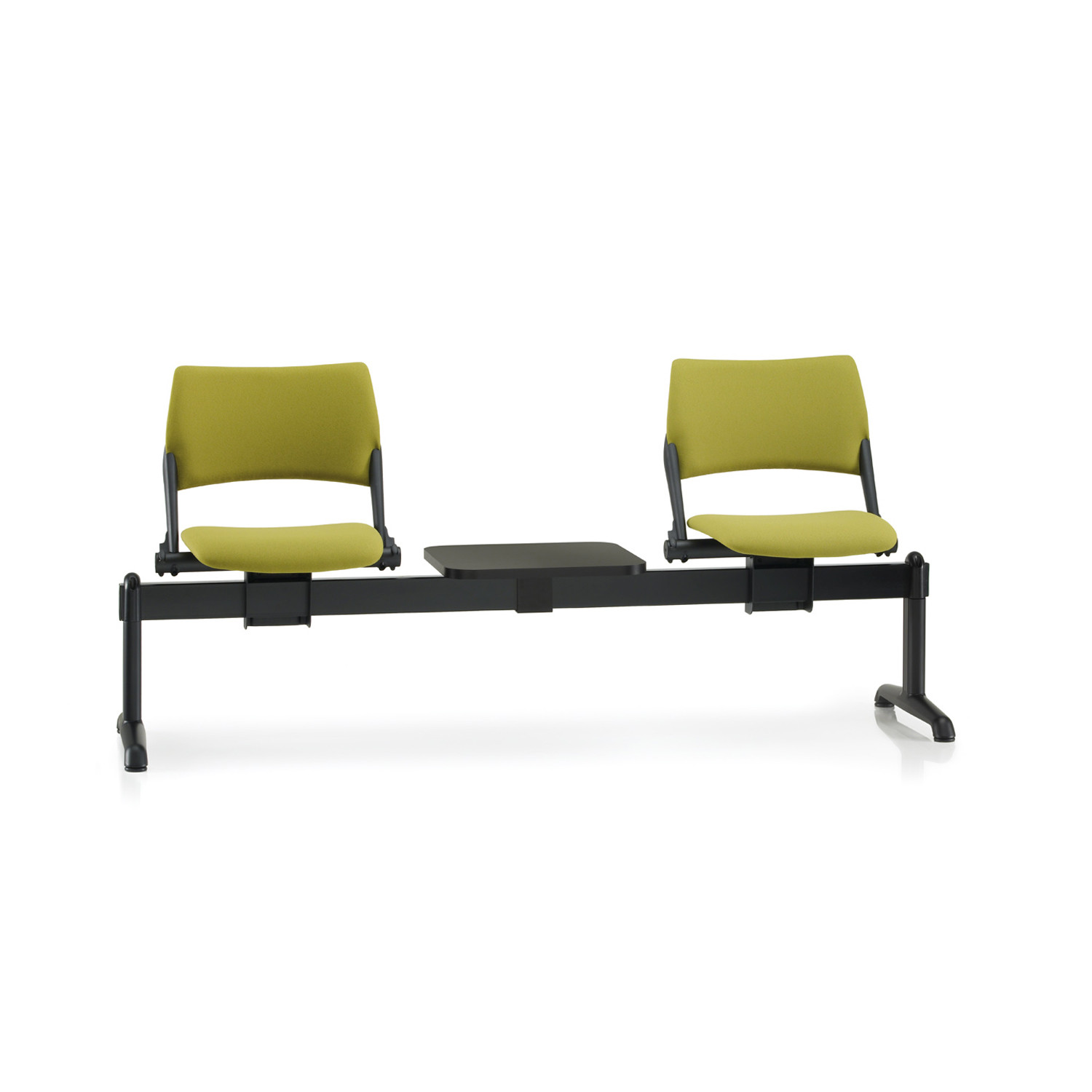 Sum Beam Seating with Black Table