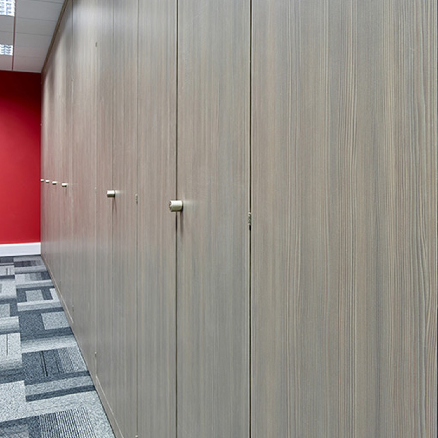 Full Height Office Cupboards