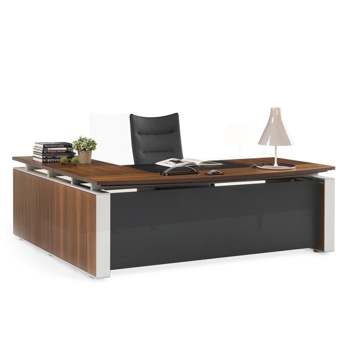 Swami Wooden Office Desk