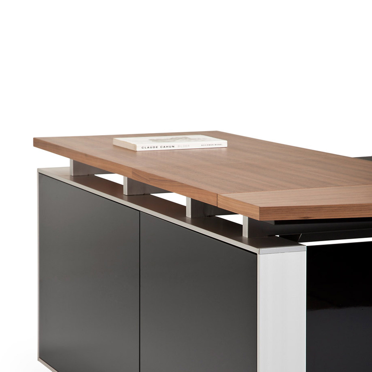 Swami Executive Office Desk by Faruk Malhan