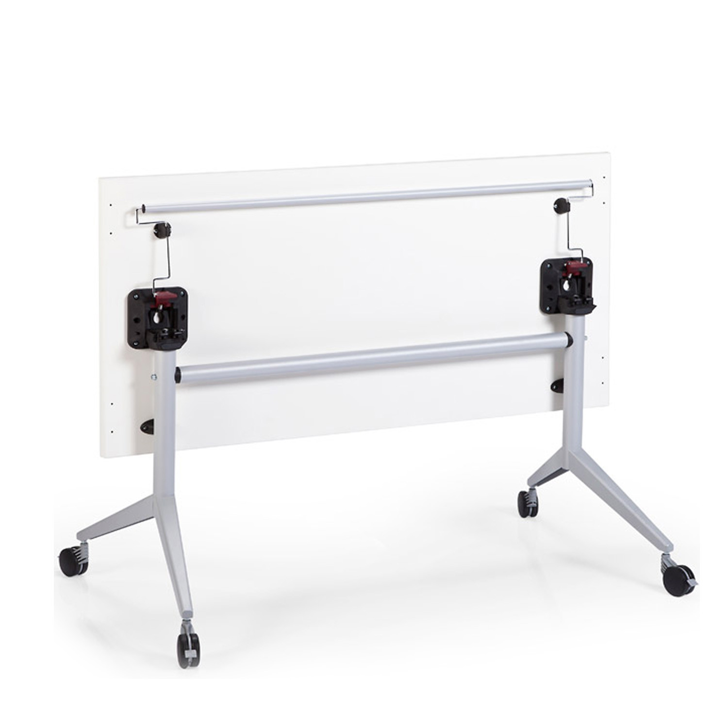 Swan Seminar Tables Office Training Tables Apres Furniture - Foldable training table