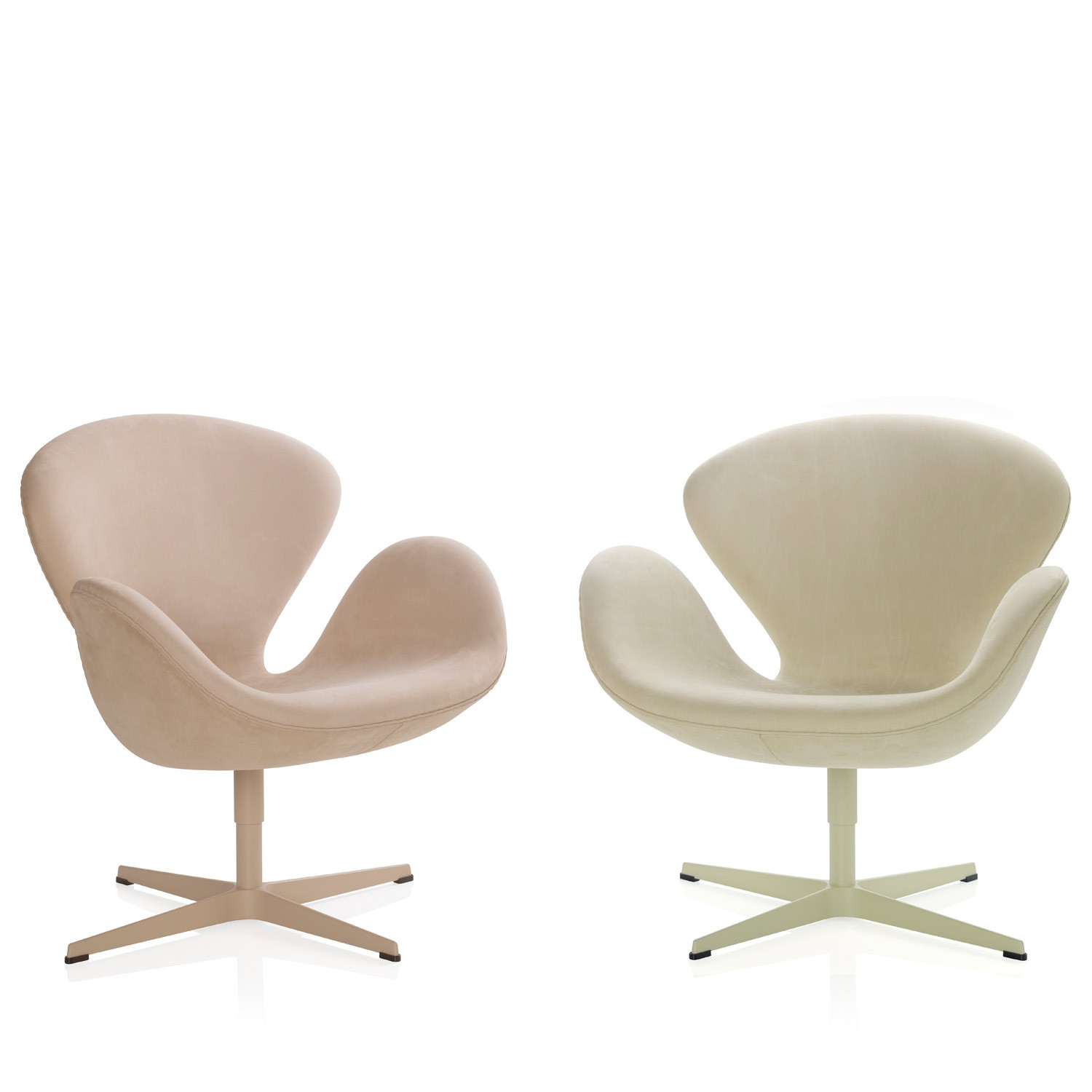 Swan Chairs b Arne Jacobsen