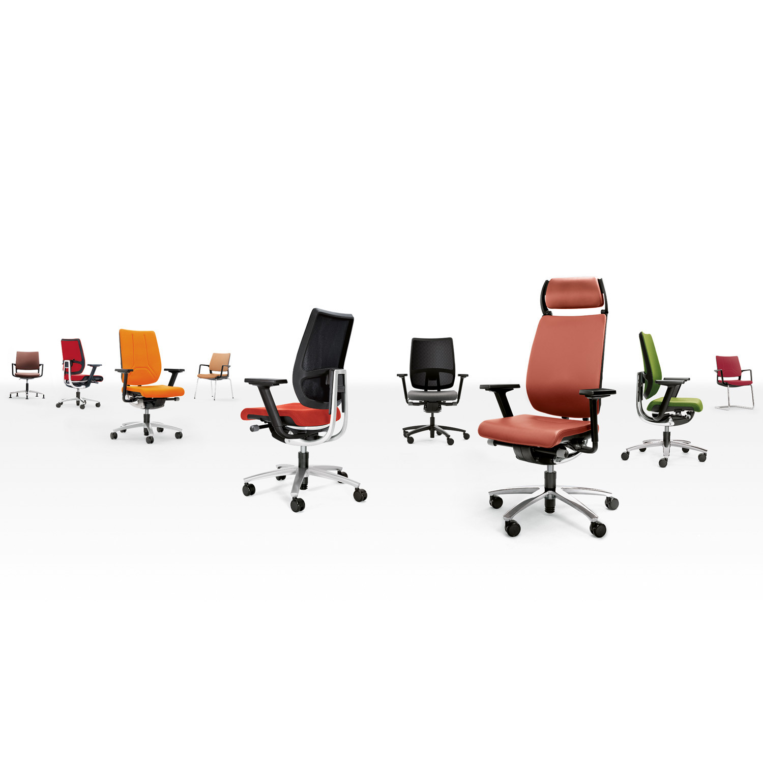 Sedus Swing Up Office Seating Range